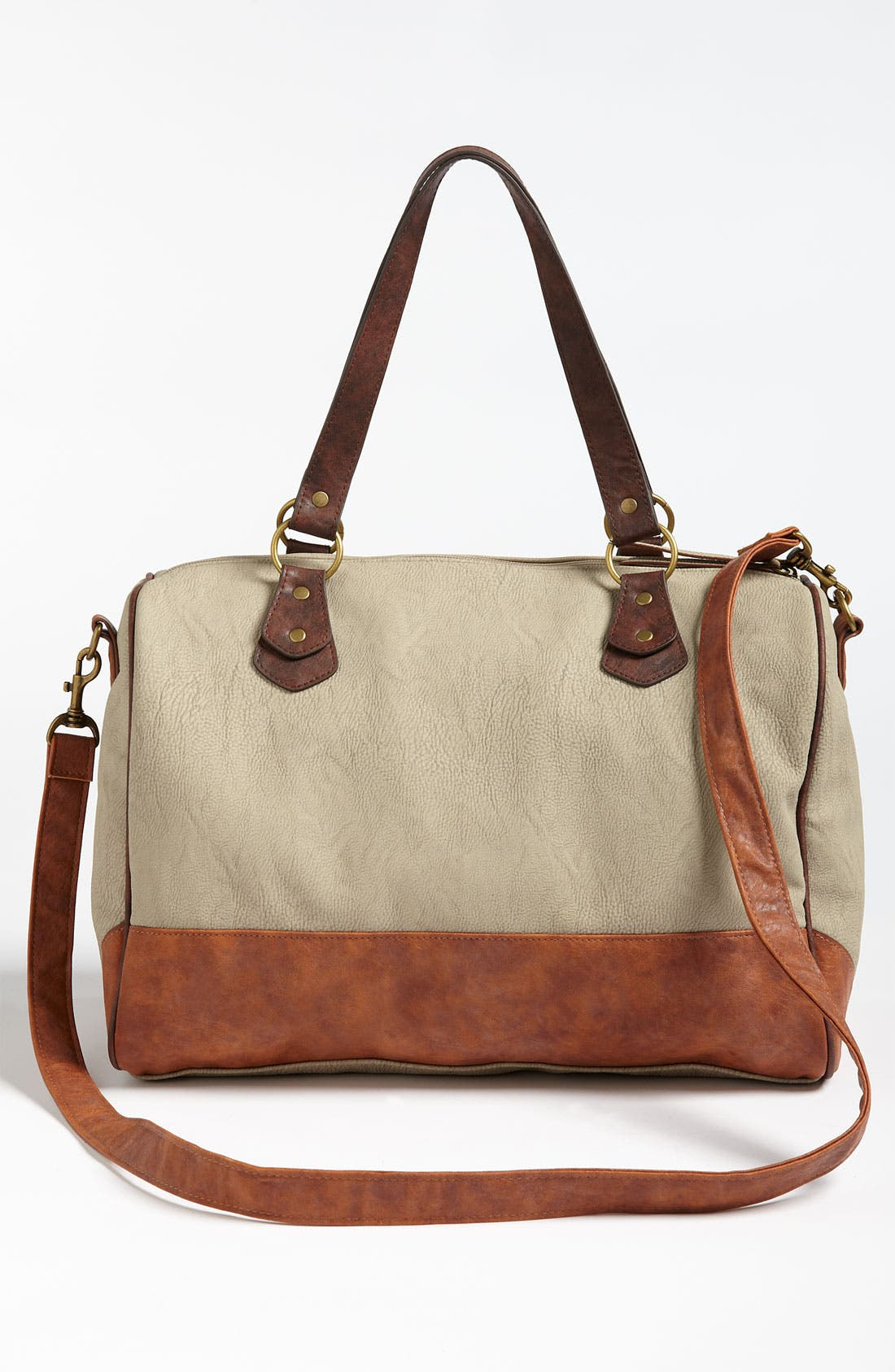 Alternate Image 4  - Lulu Barrel Bag