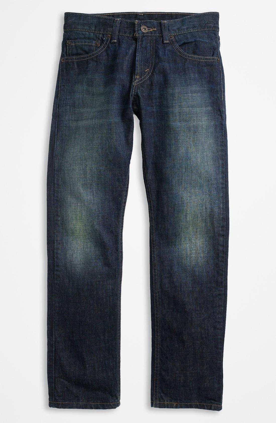 Alternate Image 2  - Levi's® '514™' Jeans (Big Boys)