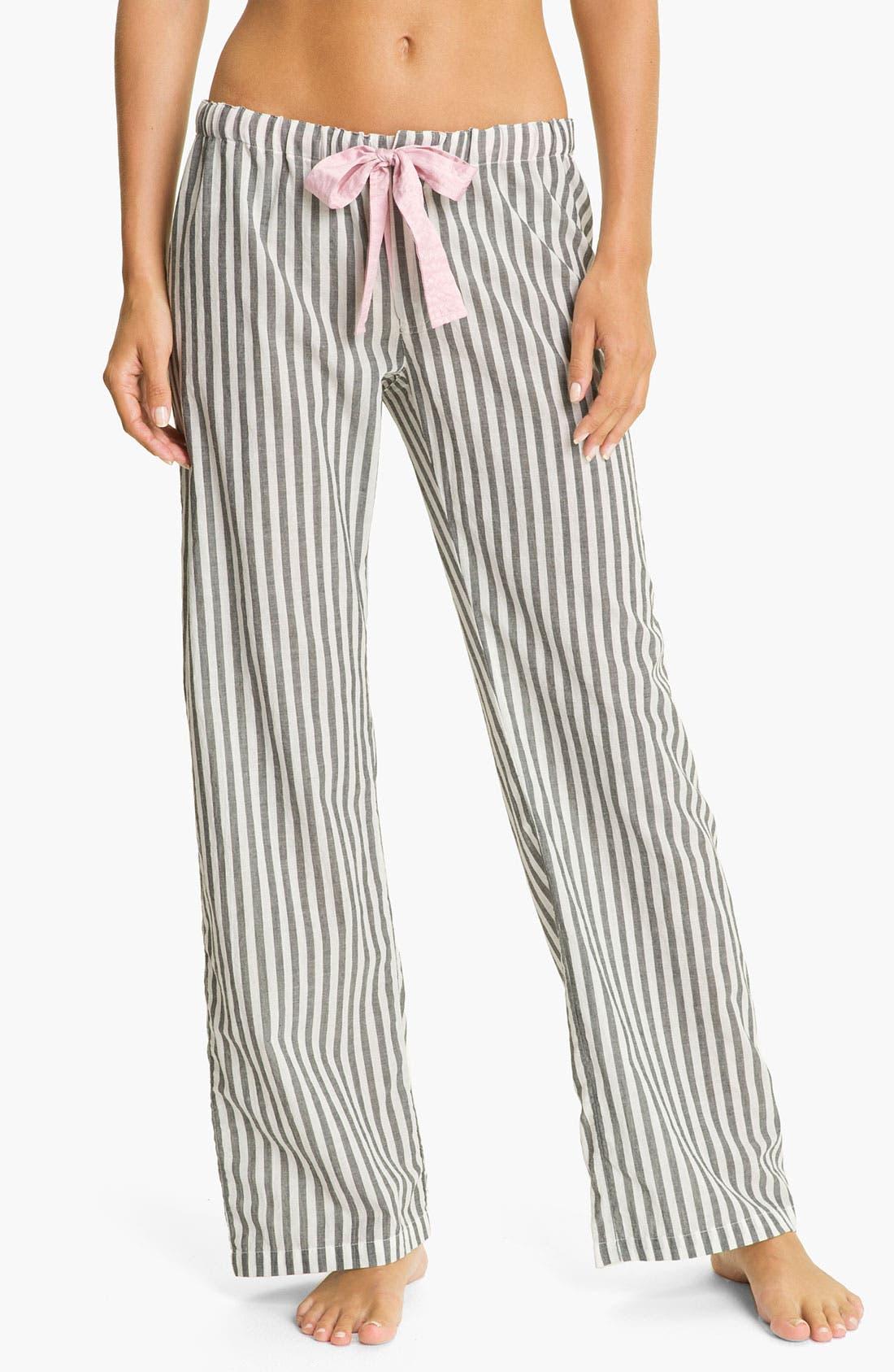 Alternate Image 1 Selected - PJ Salvage 'Stay the Night' Pajama Pants