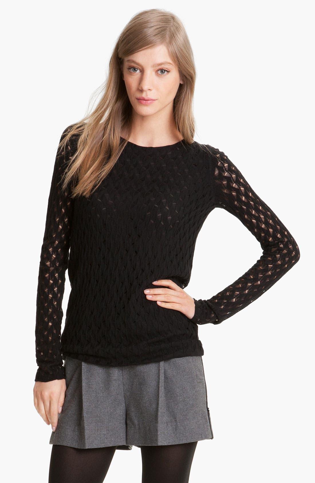 Alternate Image 1 Selected - Diane von Furstenberg 'Mendi Bis' Sweater