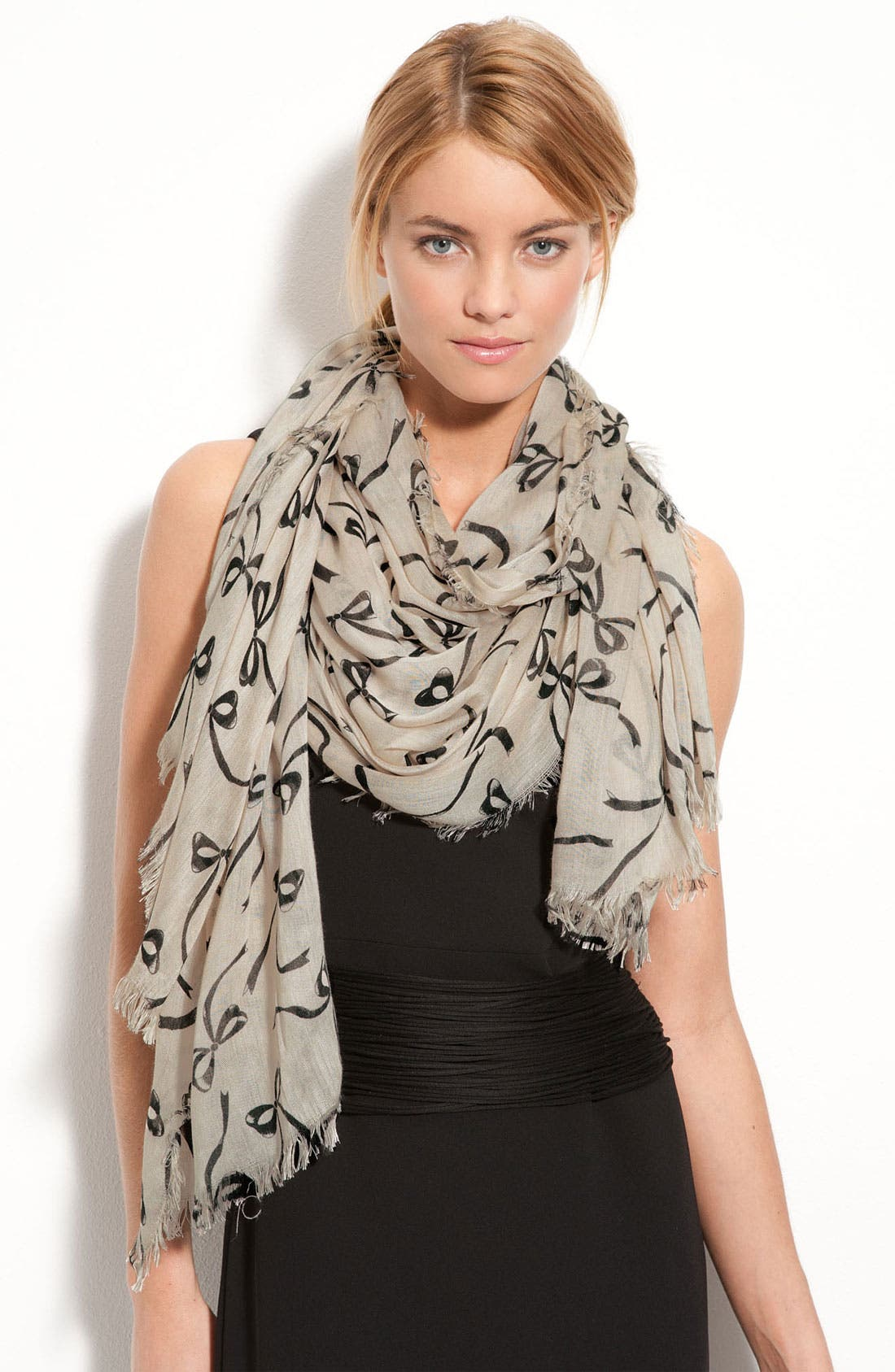 Alternate Image 1 Selected - Tasha 'Bow' Scarf