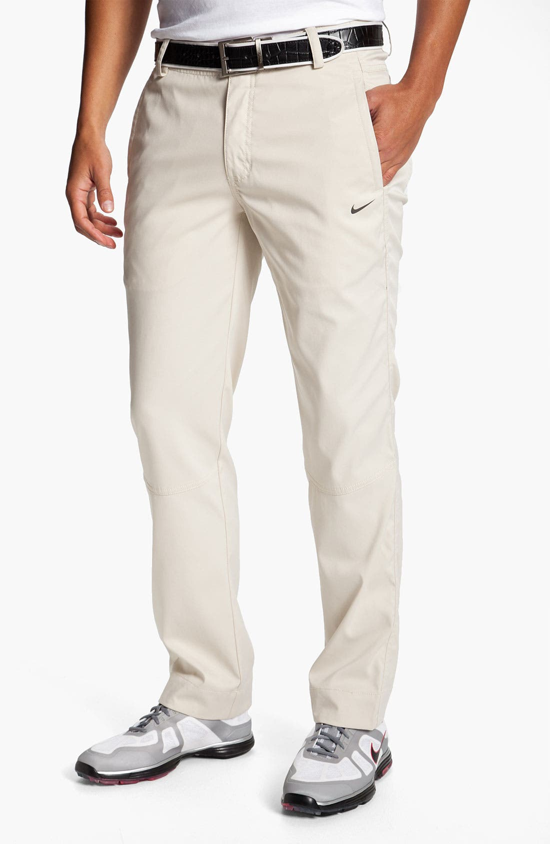 Alternate Image 1 Selected - Nike Golf 'Sport Novelty' Dri-FIT Golf Pants