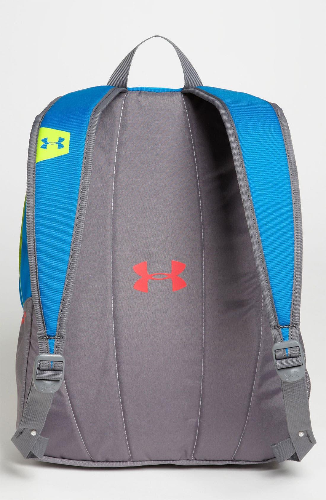 Alternate Image 4  - Under Armour 'Rambler' Backpack (Kids)