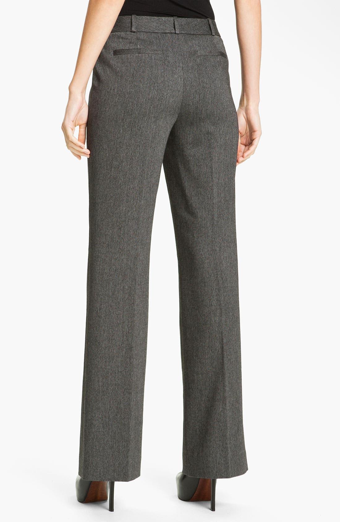 Alternate Image 2  - Classiques Entier® 'Nevica Weave' Pants