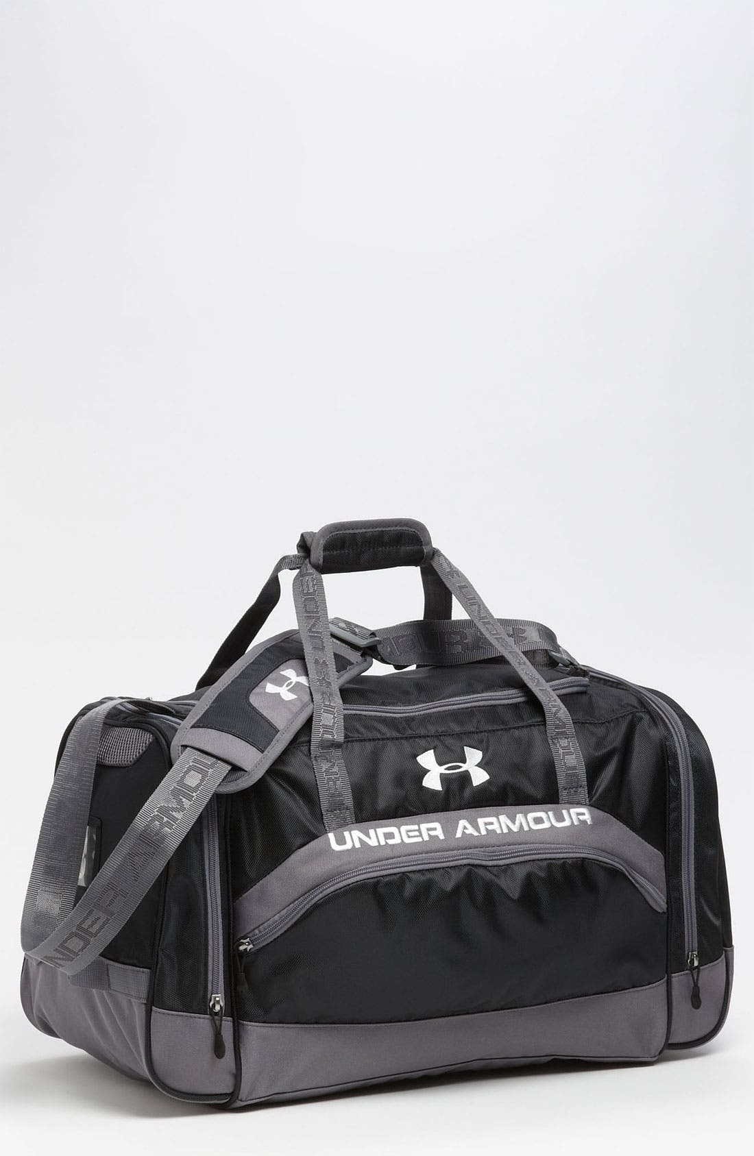 Alternate Image 1 Selected - Under Armour 'Victory Stream' Duffel Bag (Kids)