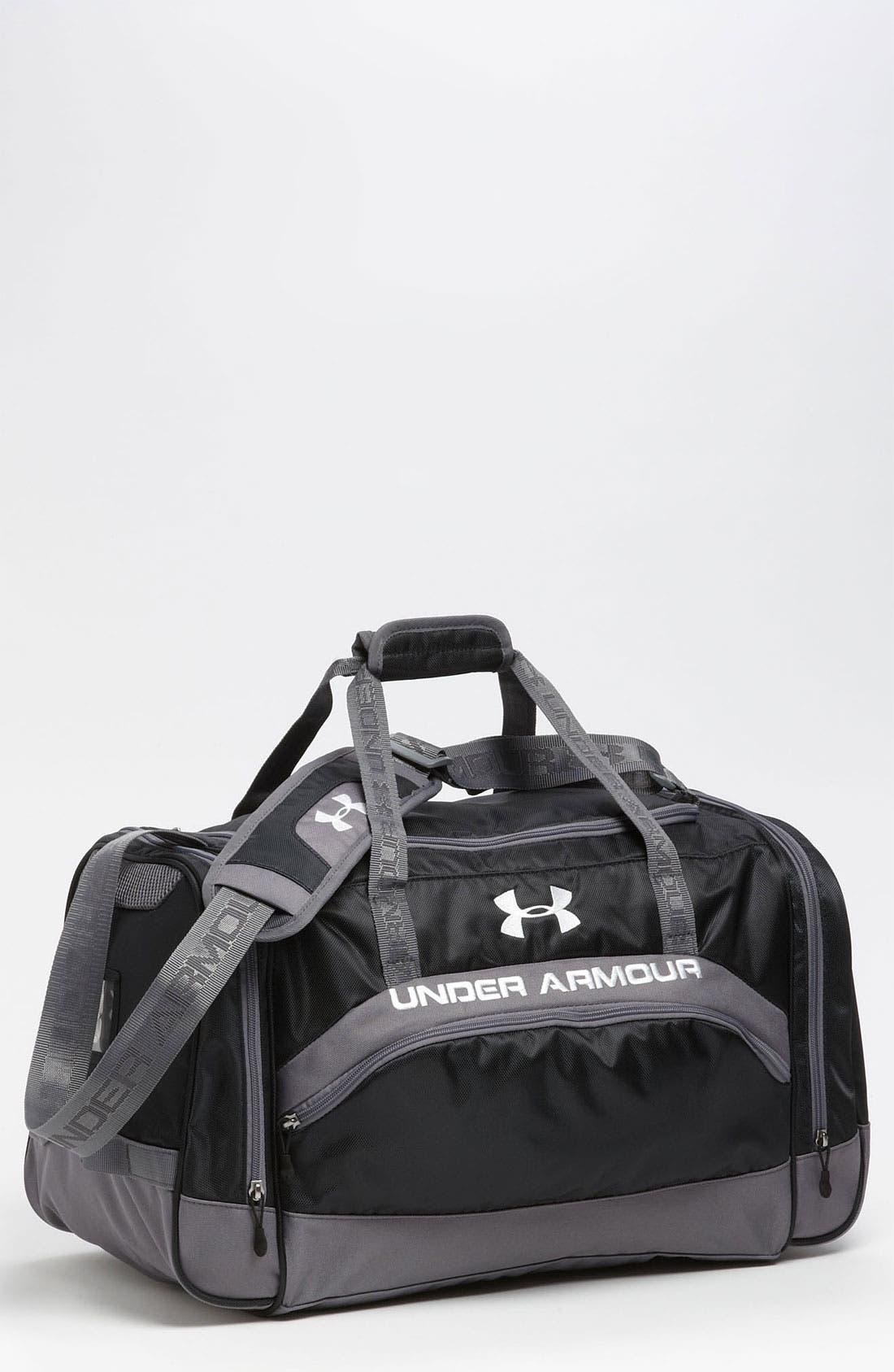 Main Image - Under Armour 'Victory Stream' Duffel Bag (Kids)