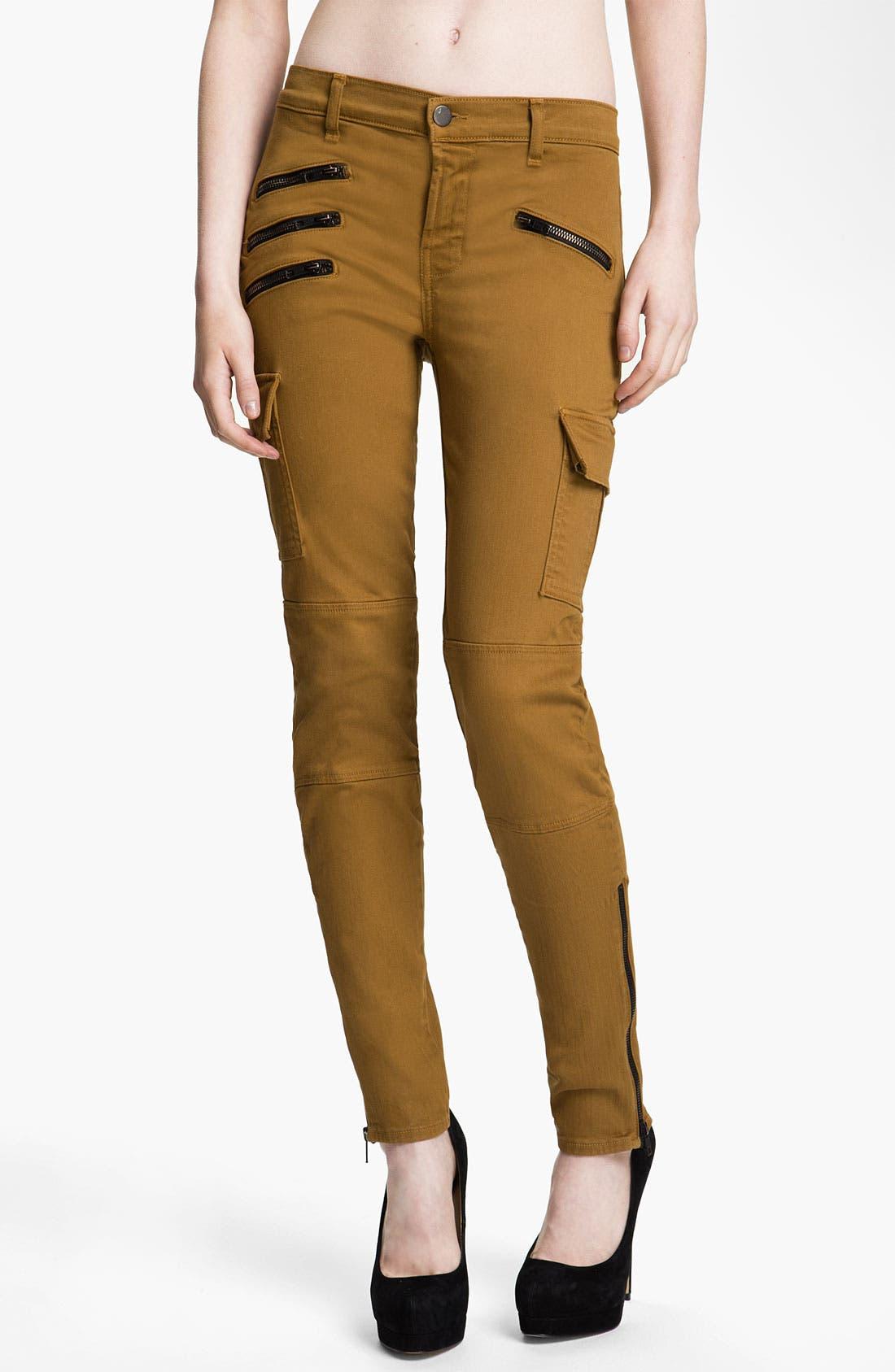Alternate Image 1 Selected - J Brand 'The Brix' Slim Leg Pants