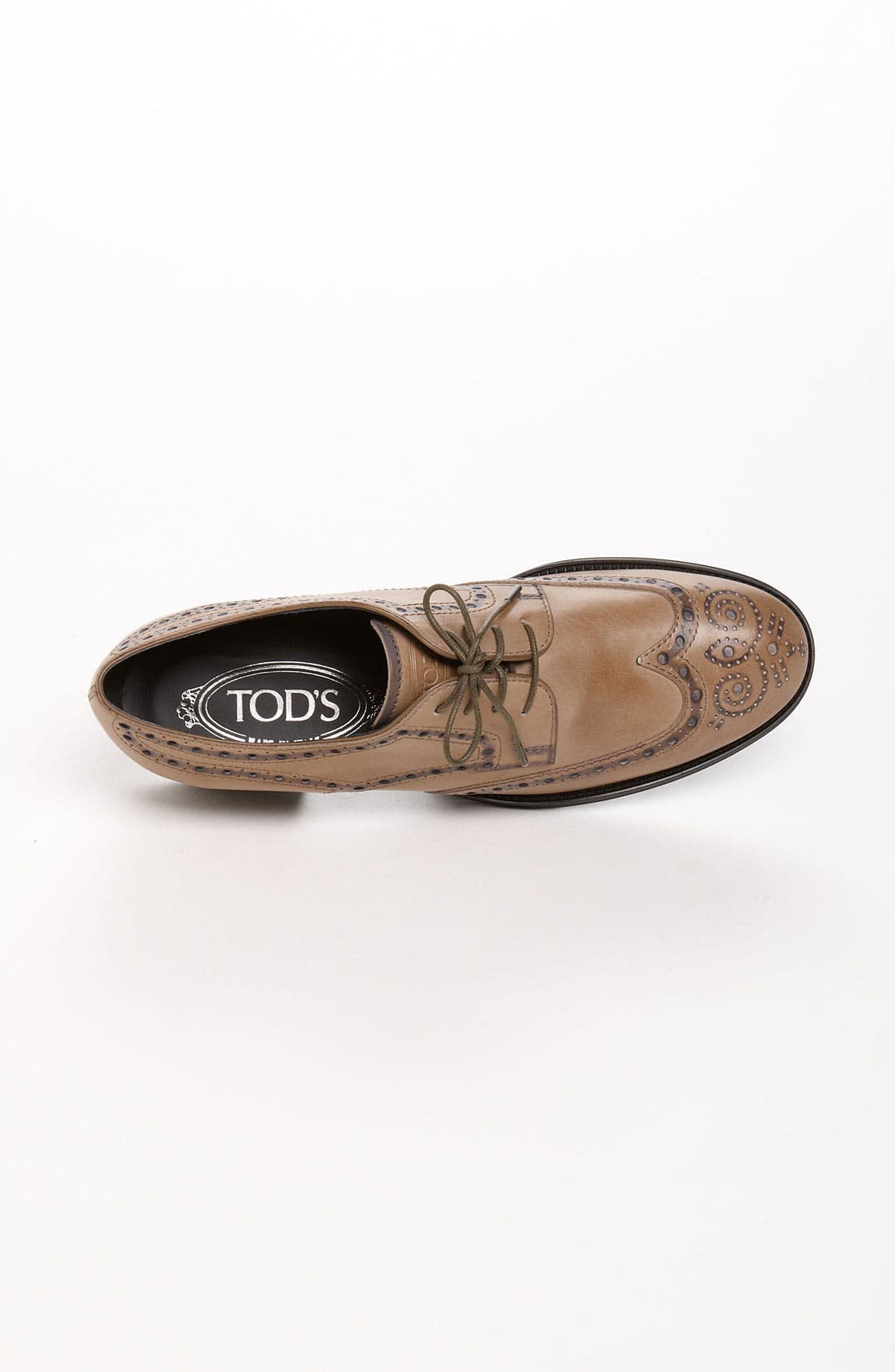 Alternate Image 3  - Tod's 'Buccatore' Lace-Up Oxford