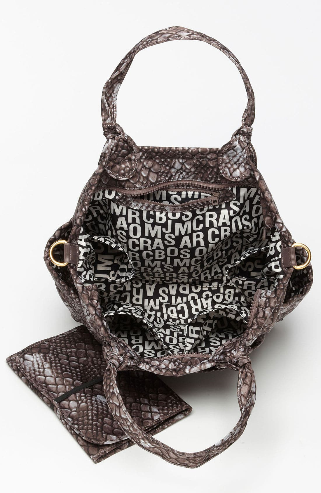 Alternate Image 3  - MARC BY MARC JACOBS 'Pretty Nylon Eliz-A-Baby' Diaper Bag