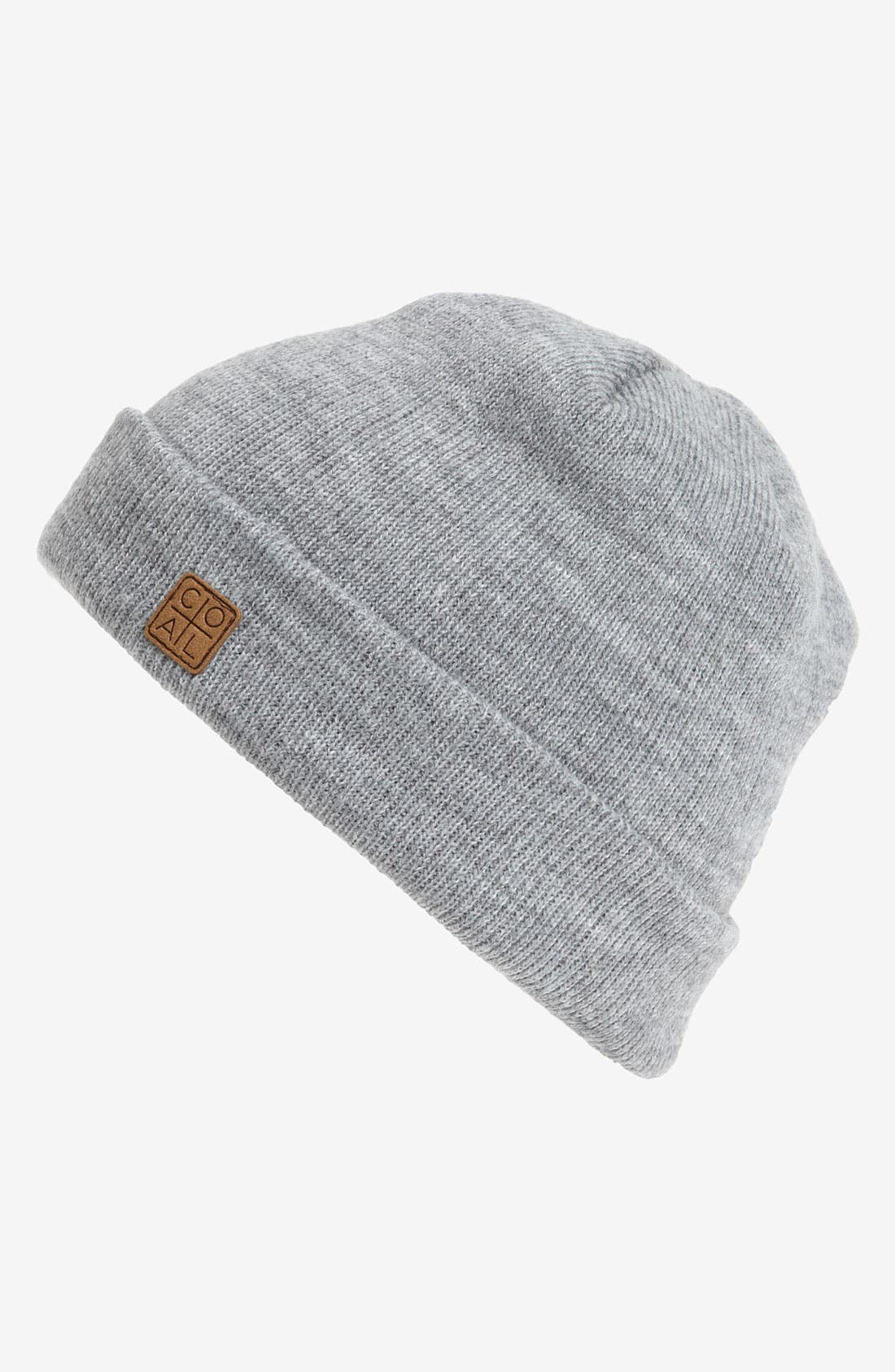 Main Image - Coal 'Harbor' Knit Cap