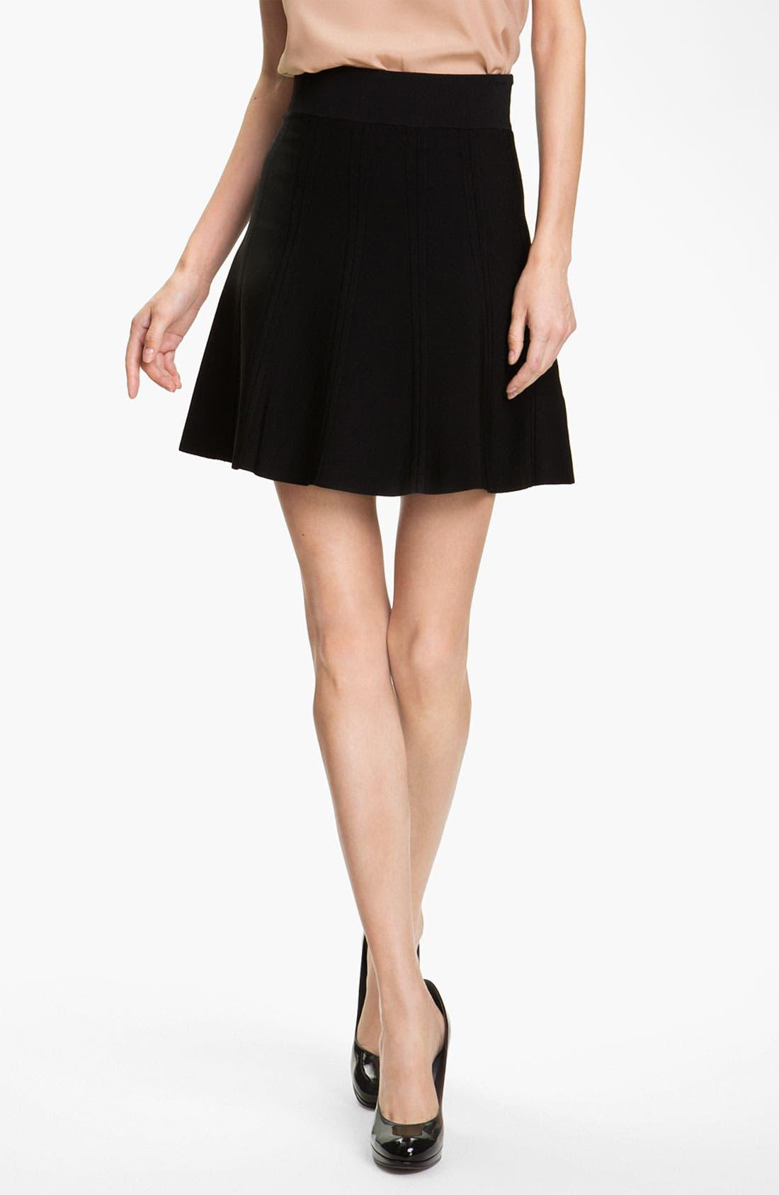 Alternate Image 1 Selected - Ted Baker London A-Line Skirt