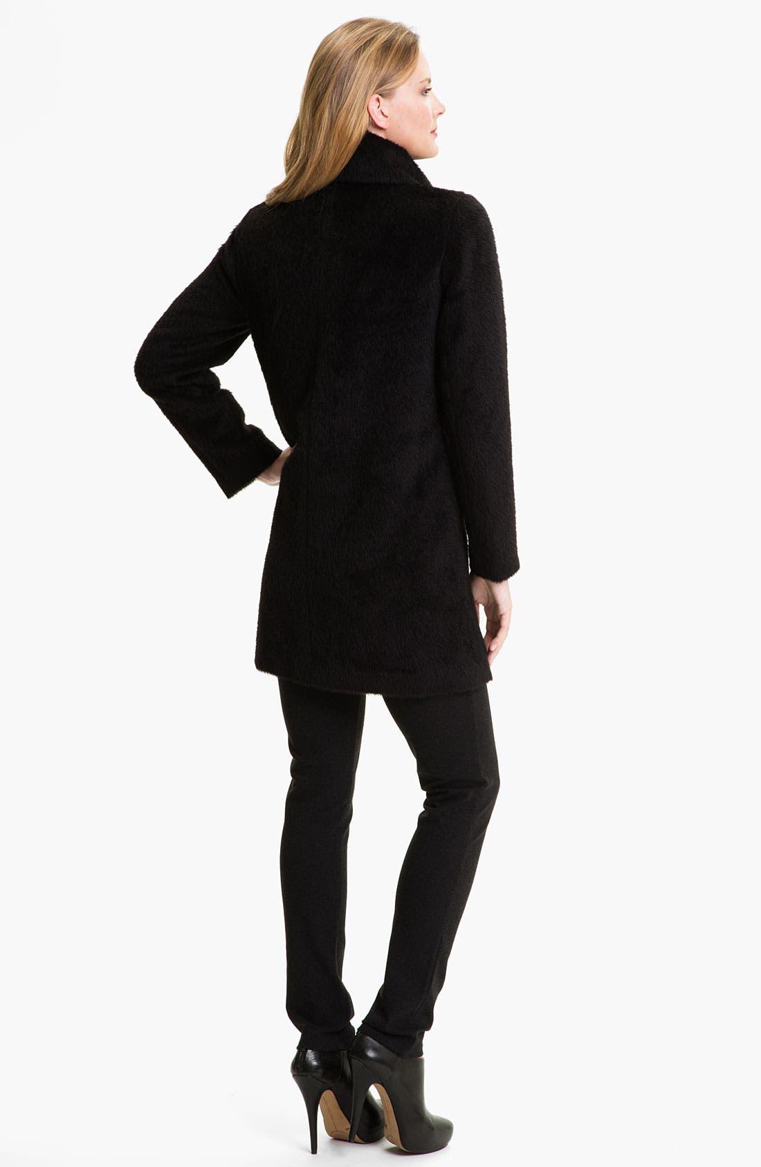 Alternate Image 5  - Eileen Fisher Suri Alpaca Coat