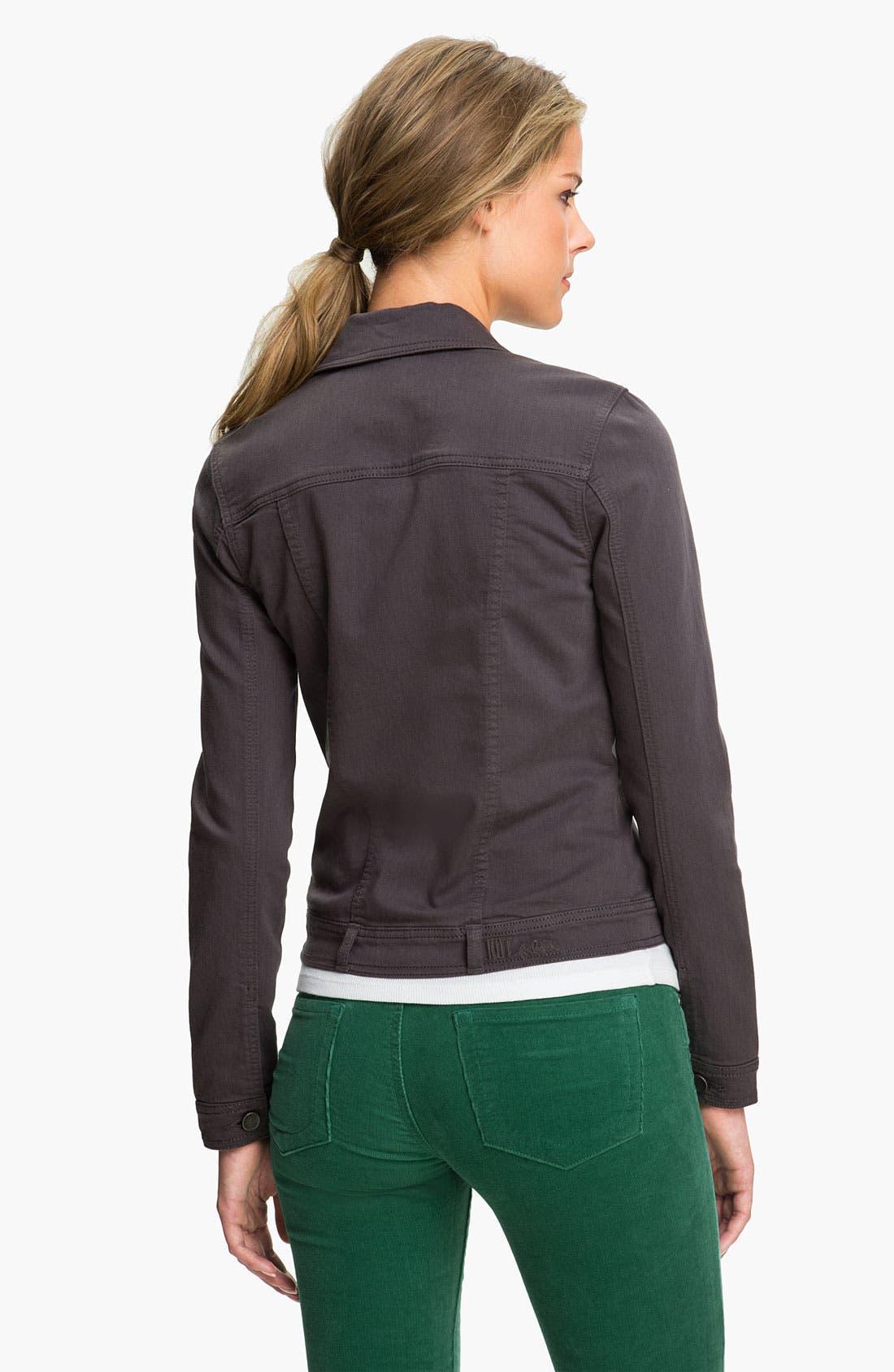 Alternate Image 2  - KUT from the Kloth Denim Jacket
