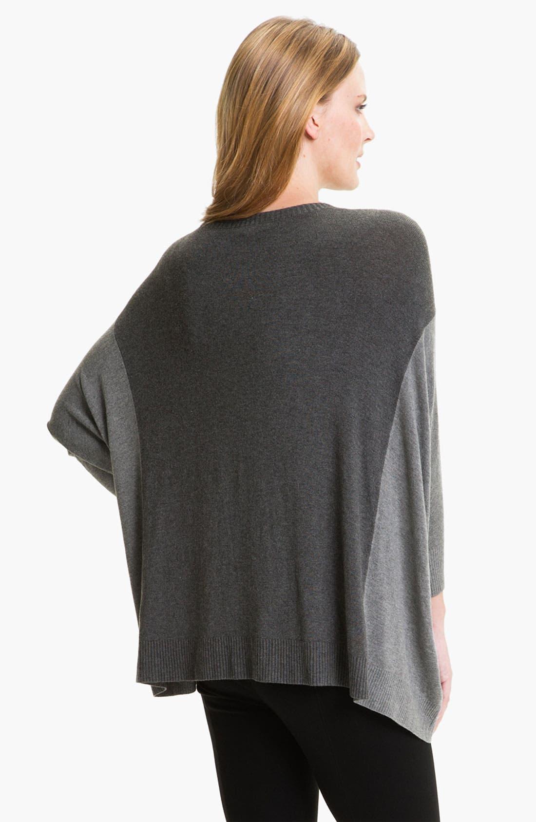 Alternate Image 2  - Eileen Fisher V-Neck Knit Top