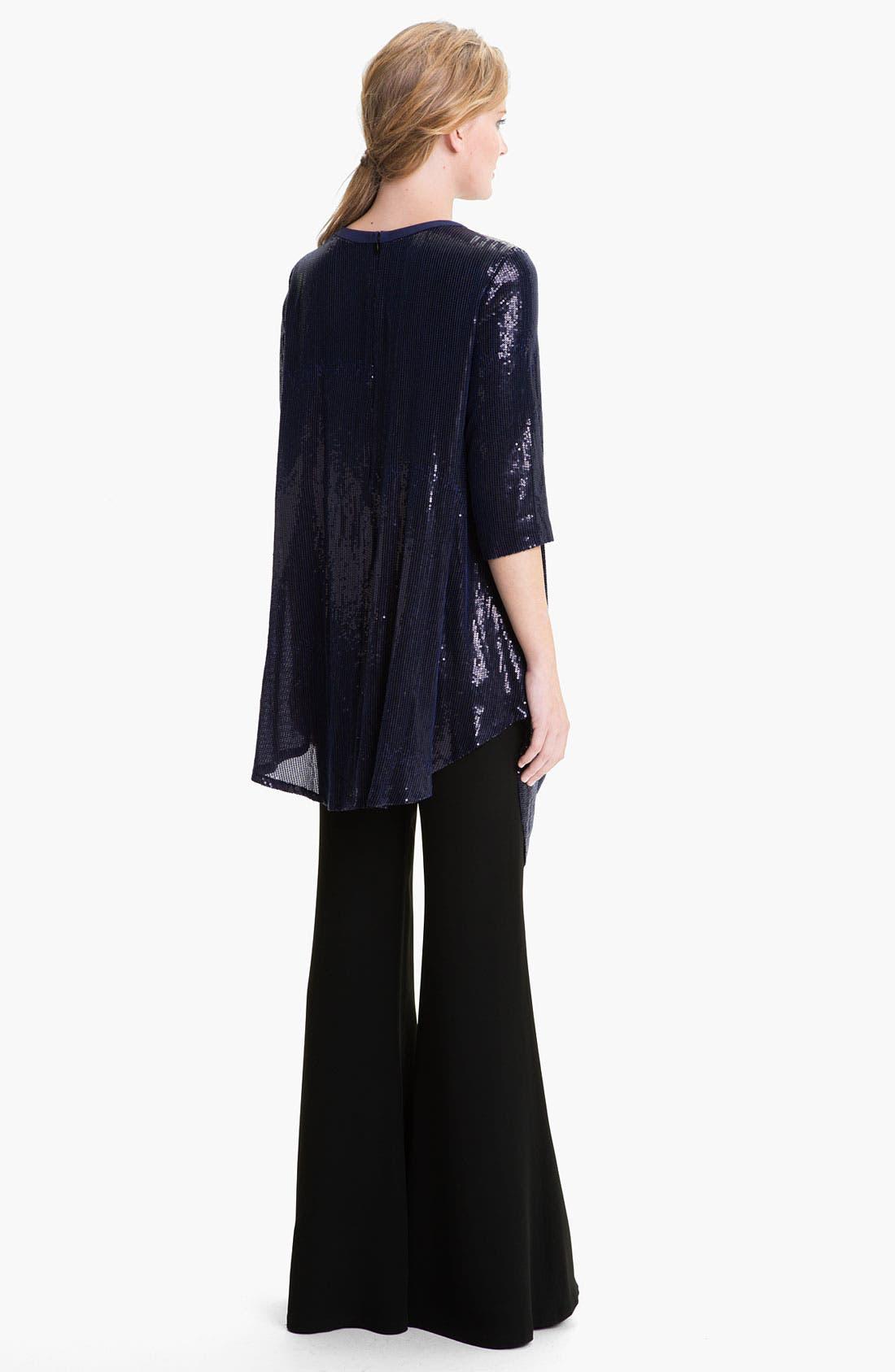 Alternate Image 5  - Lafayette 148 New York Sequin Silk Georgette Tunic