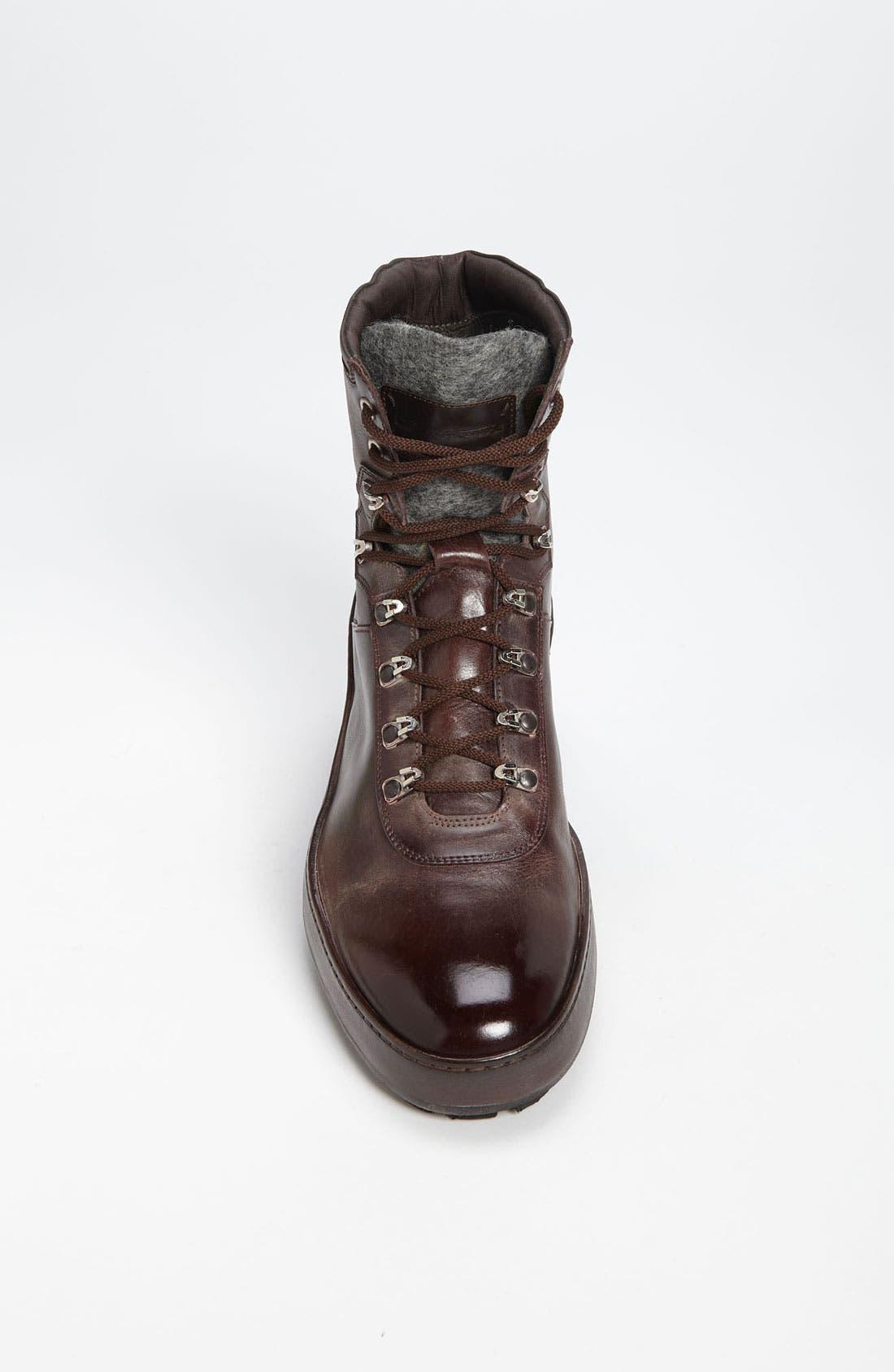 Alternate Image 3  - Santoni 'Tibet' Hiking Boot (Men)