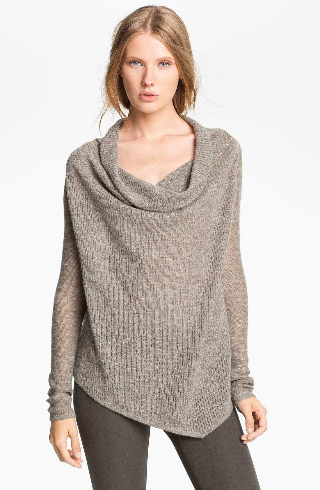 Main Image - HELMUT Helmut Lang Linen Blend Sweater