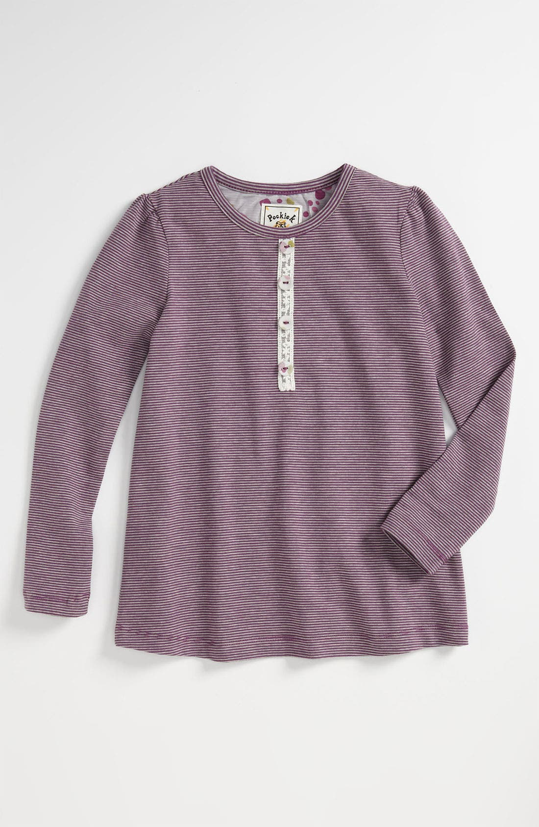 Main Image - Pockie K Tunic (Little Girls)
