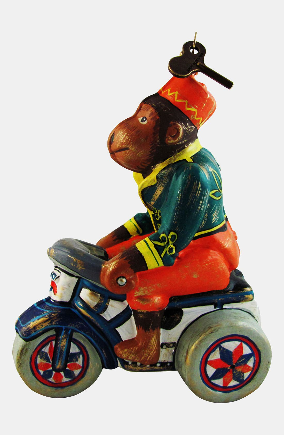 Alternate Image 1 Selected - Nordstrom at Home 'Monkey & Motorcycle' Ornament