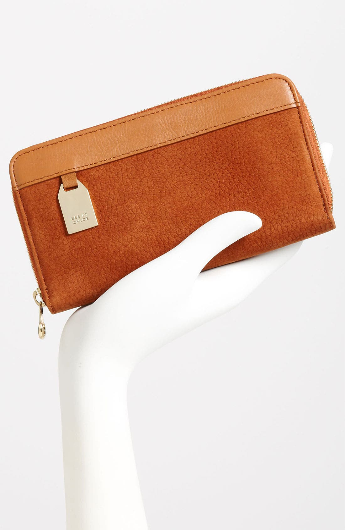 Alternate Image 2  - See By Chloé Long Zip Around Wallet