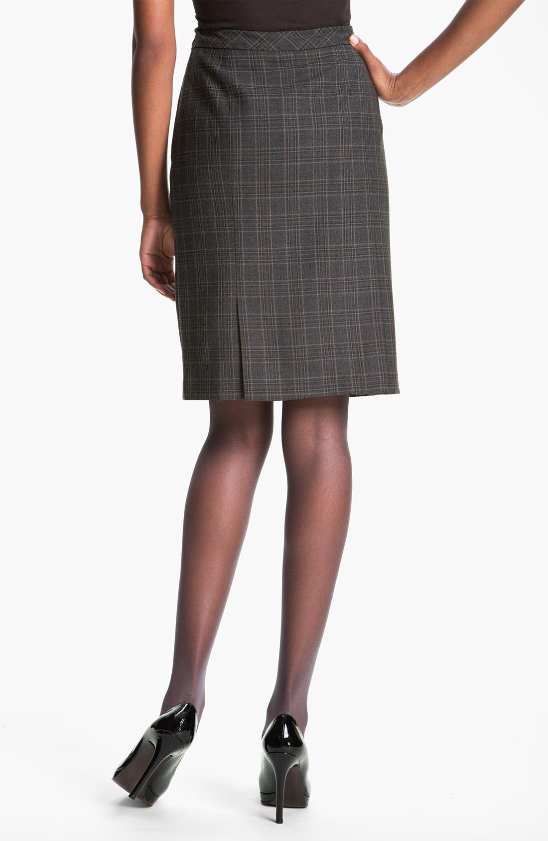 Alternate Image 2  - Santorelli 'Regina' Skirt