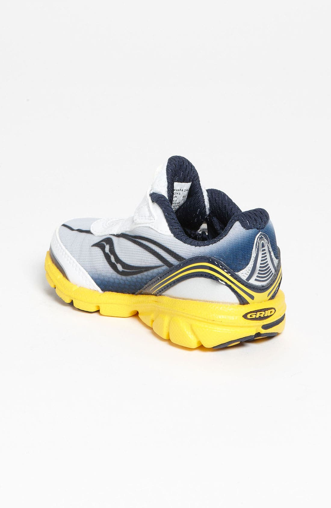 Alternate Image 2  - Saucony 'Kinvara' Athletic Shoe (Baby, Walker & Toddler)