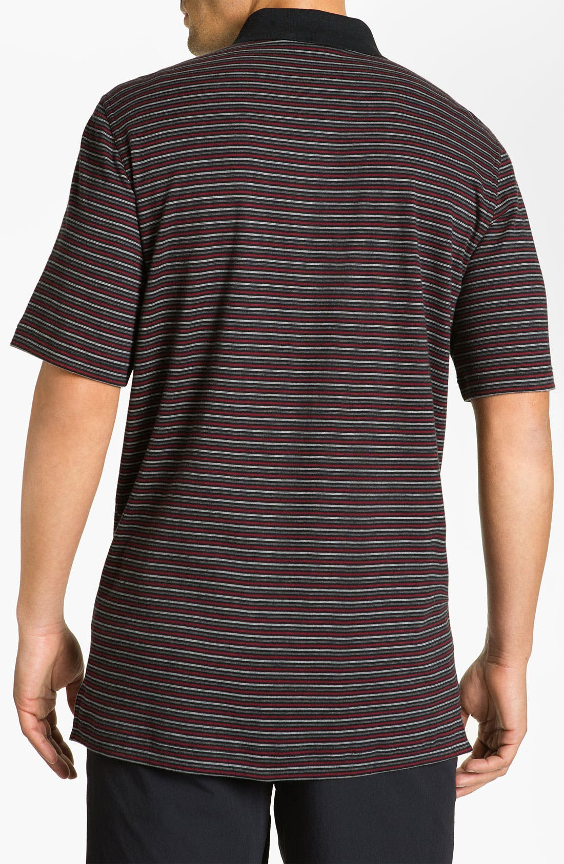 Alternate Image 3  - Bobby Jones Stripe Polo