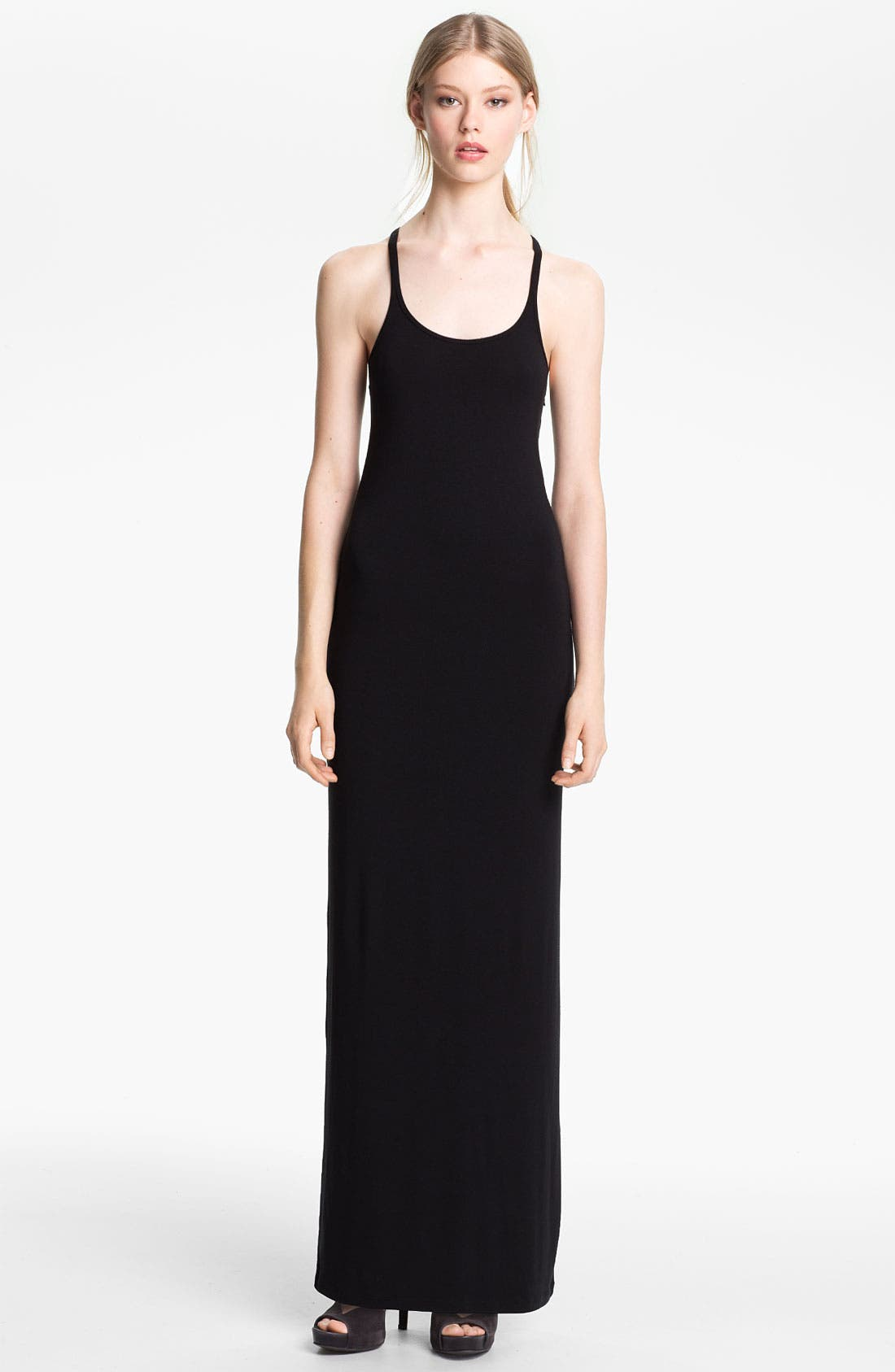 Alternate Image 1 Selected - T by Alexander Wang Tank Dress