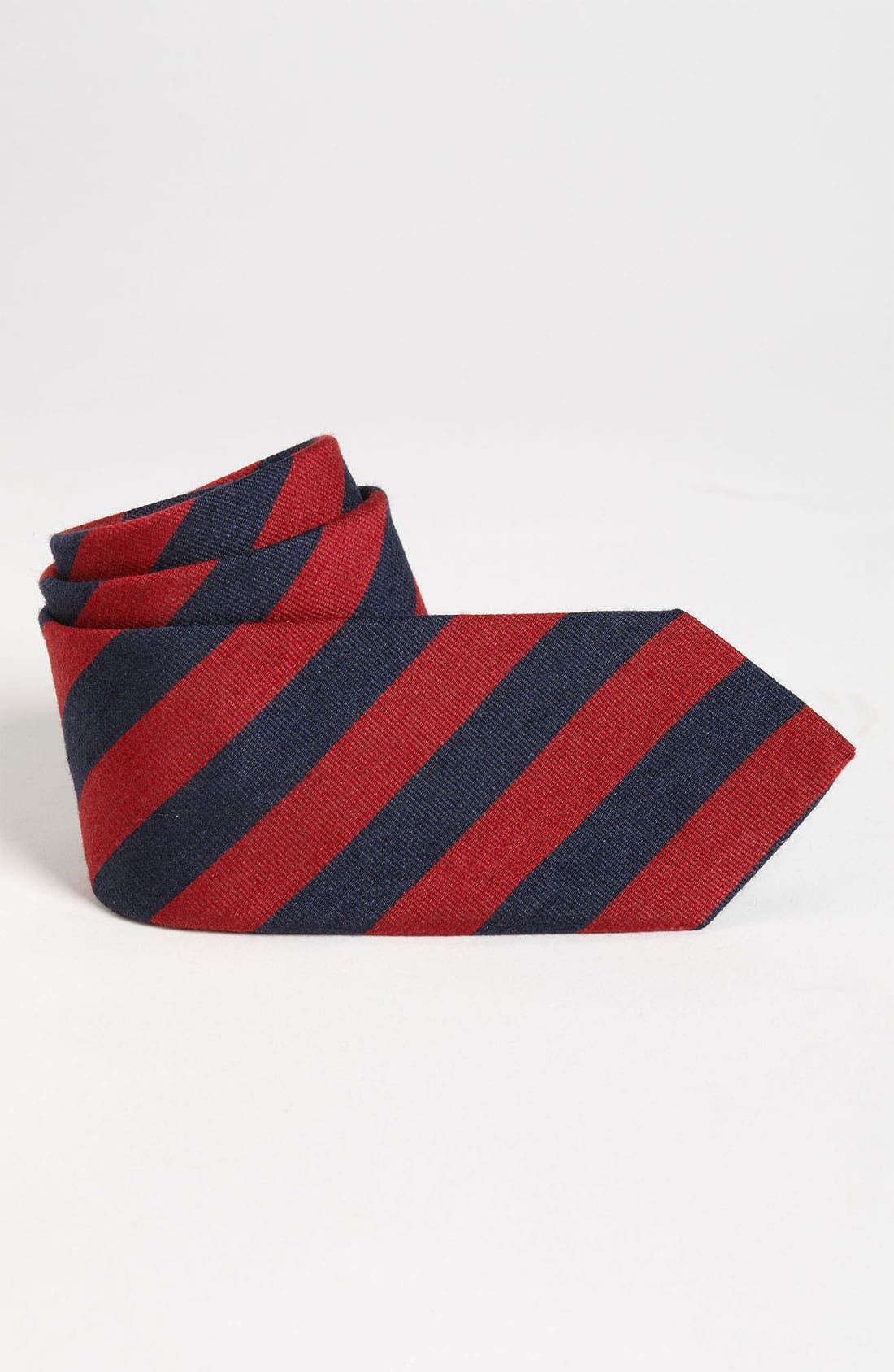 Alternate Image 1 Selected - Brooks Brothers Guard Stripe Tie (Big Boys)