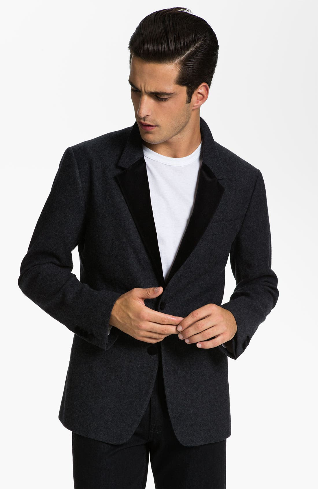 Alternate Image 1 Selected - Dolce&Gabbana Tuxedo Blazer