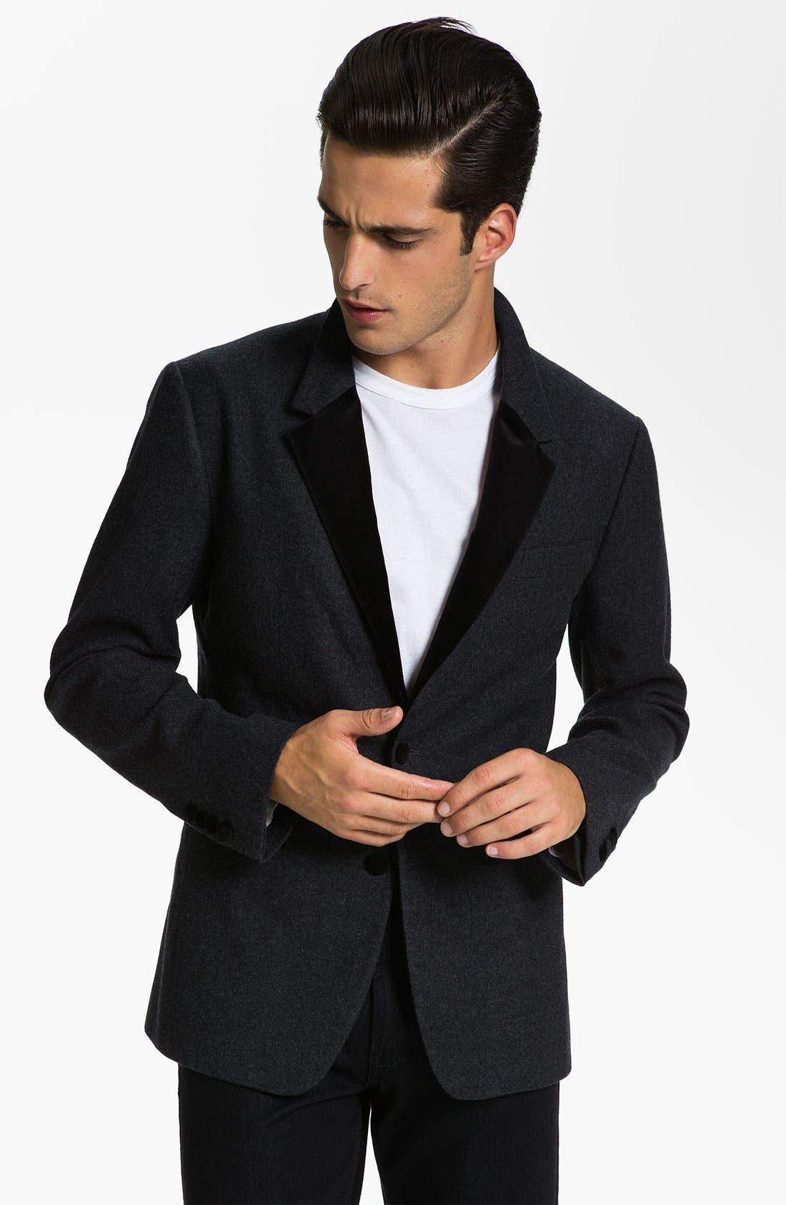 Main Image - Dolce&Gabbana Tuxedo Blazer