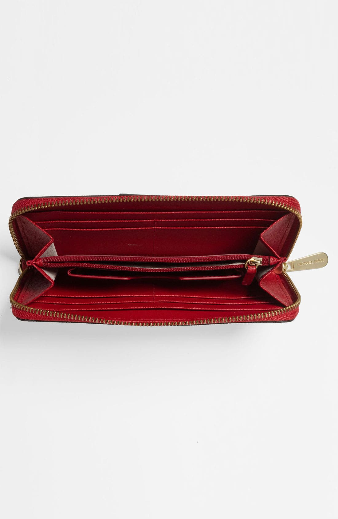Alternate Image 2  - MICHAEL Michael Kors 'Jet Set' Continental Phone Wallet