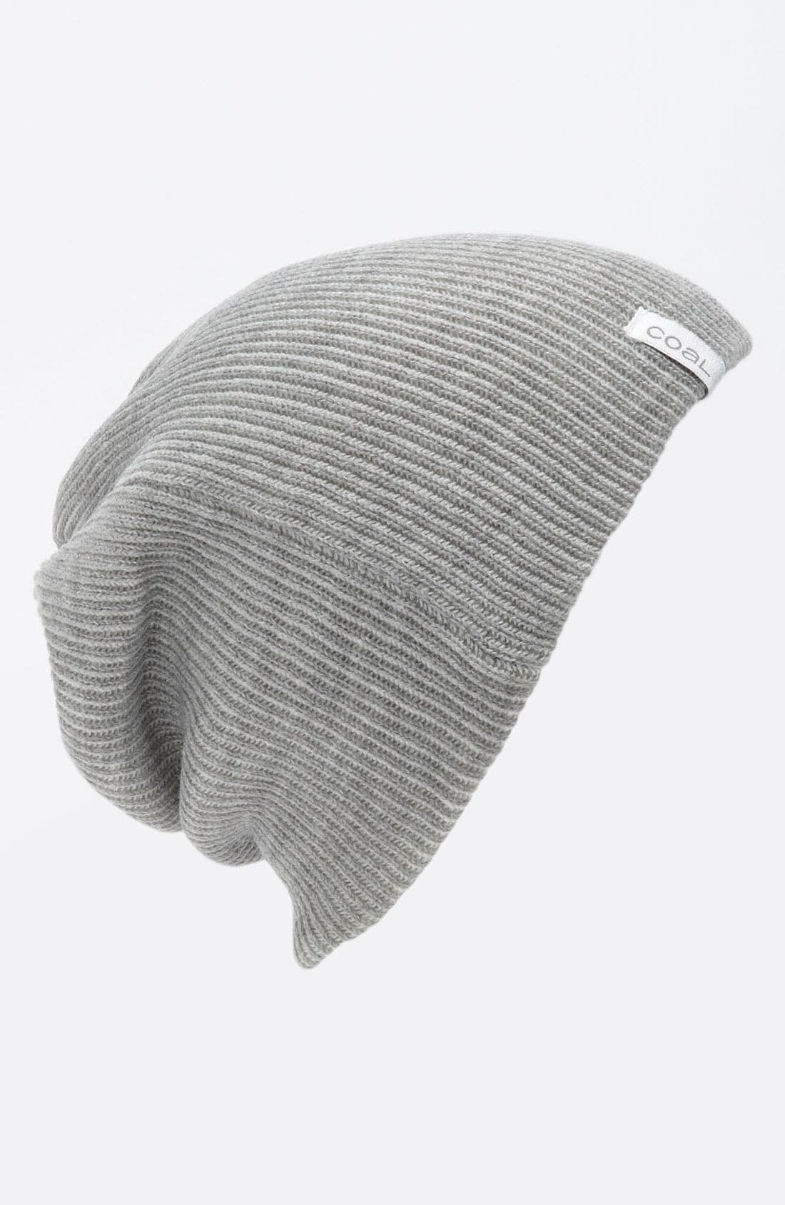 Main Image - Coal 'Binary' Knit Cap
