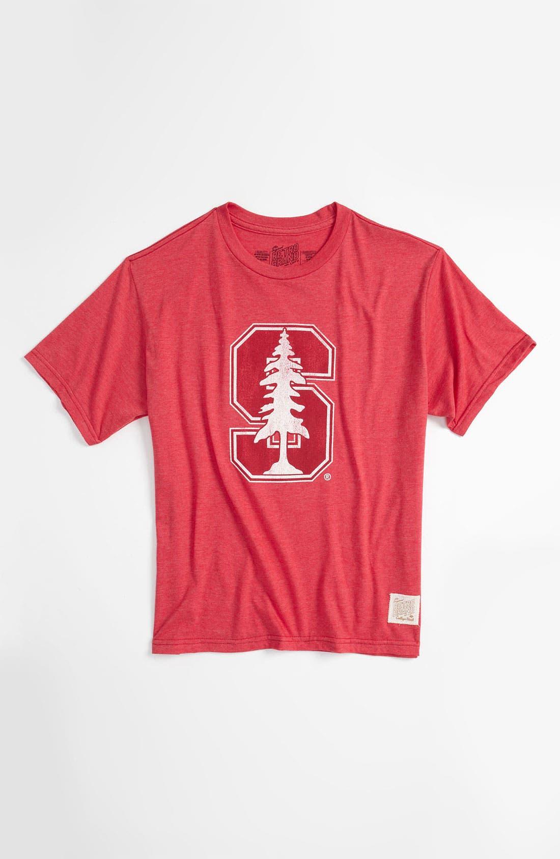 Main Image - Retro Brand 'Stanford' T-Shirt (Big Boys)