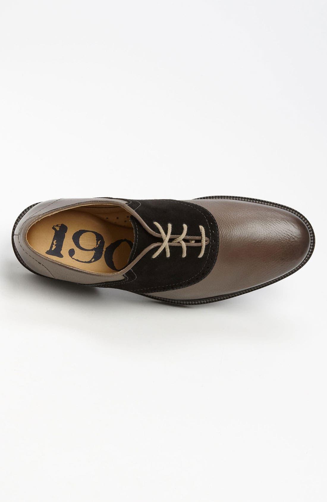 Alternate Image 3  - 1901 'Bennett' Saddle Shoe (Men)