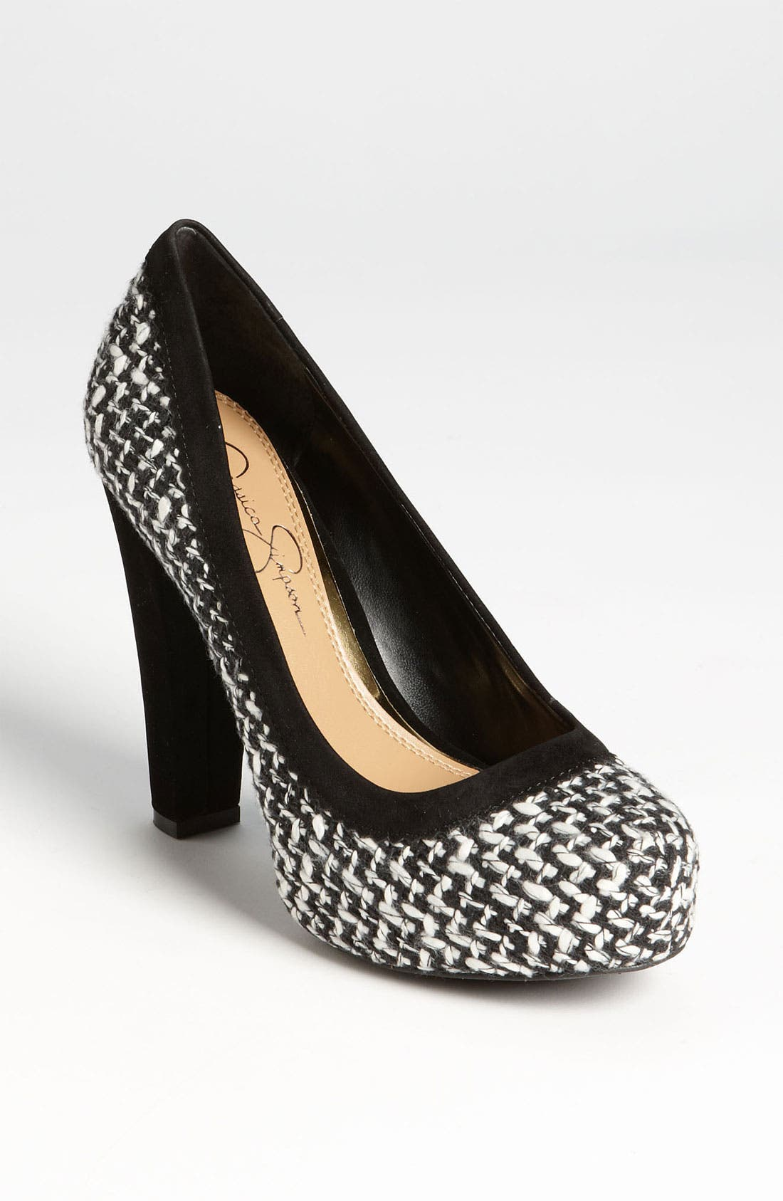 Alternate Image 1 Selected - Jessica Simpson 'Topazio' Pump