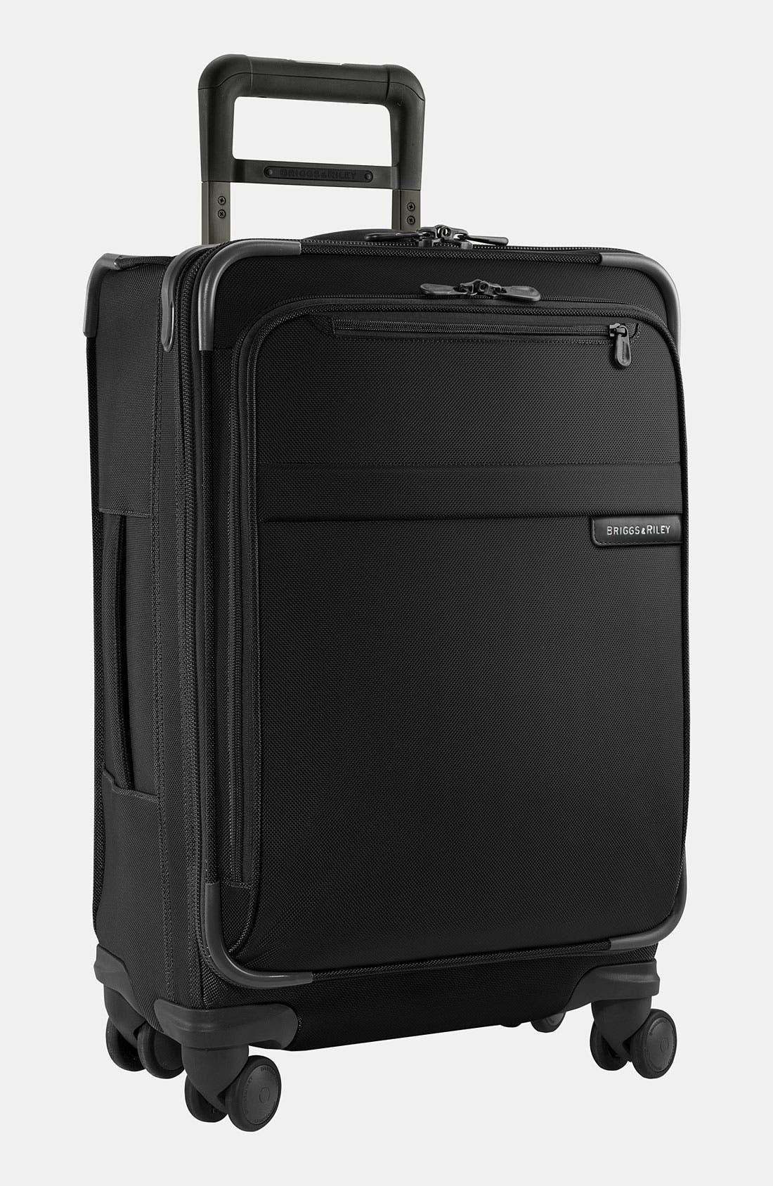Alternate Image 1 Selected - Briggs & Riley 'Baseline' Domestic Spinner Carry-On (22 Inch)