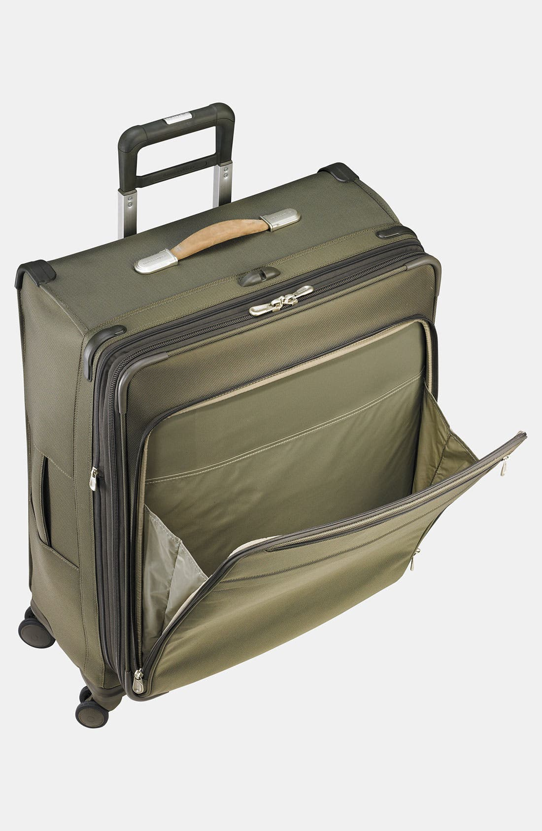 Alternate Image 2  - Briggs & Riley 'Baseline - Commuter' Rolling Carry-On (19 Inch)
