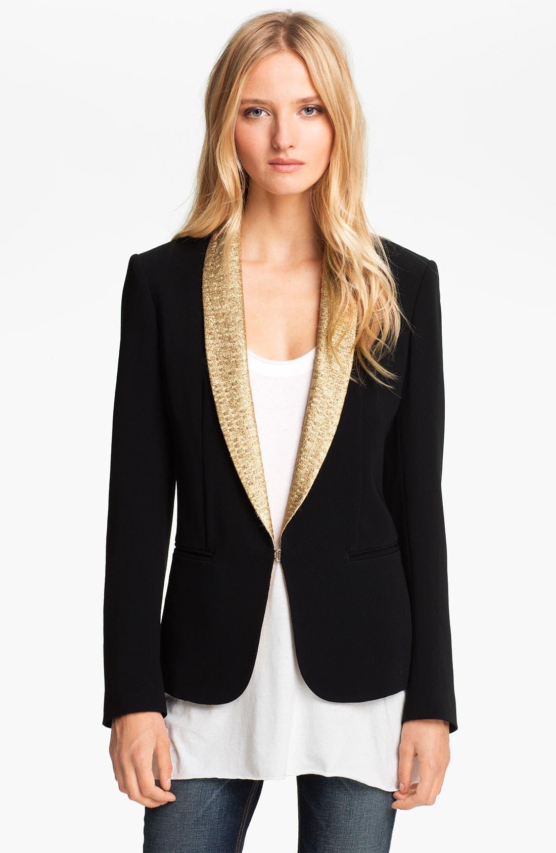 Alternate Image 1 Selected - rag & bone Tuxedo Jacket