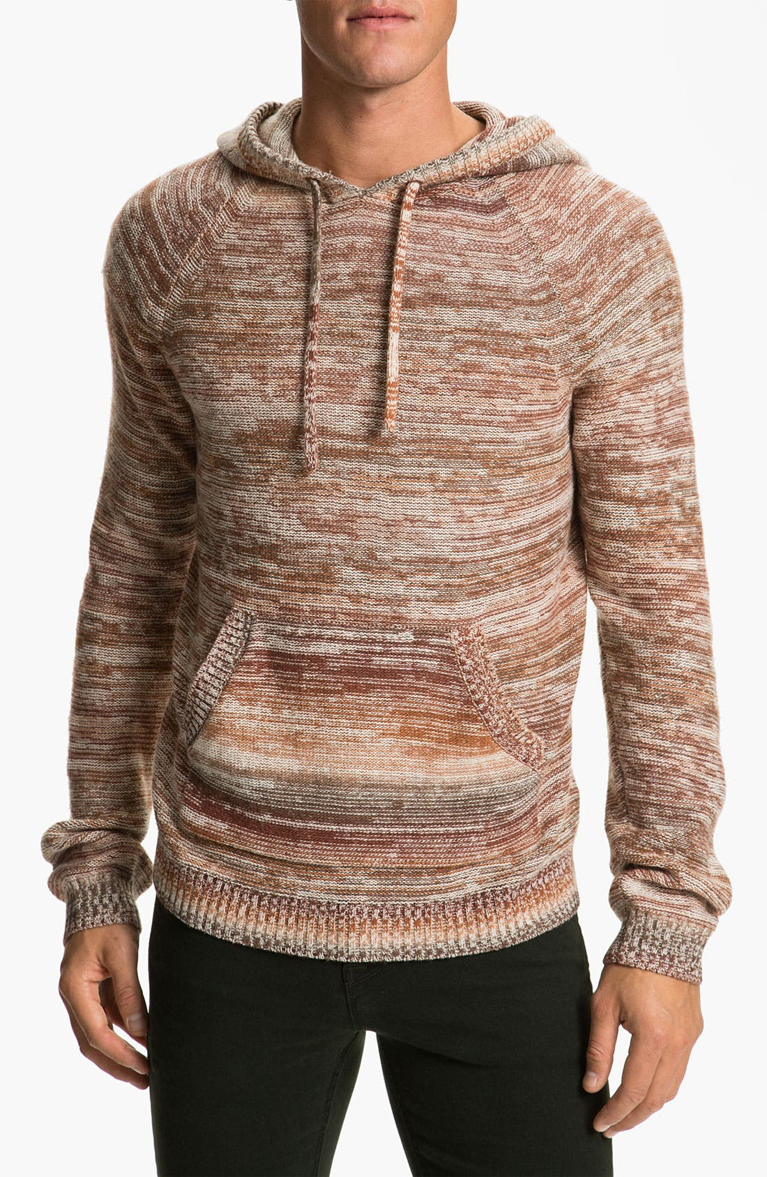 Alternate Image 1 Selected - Public Opinion Knit Hooded Sweater