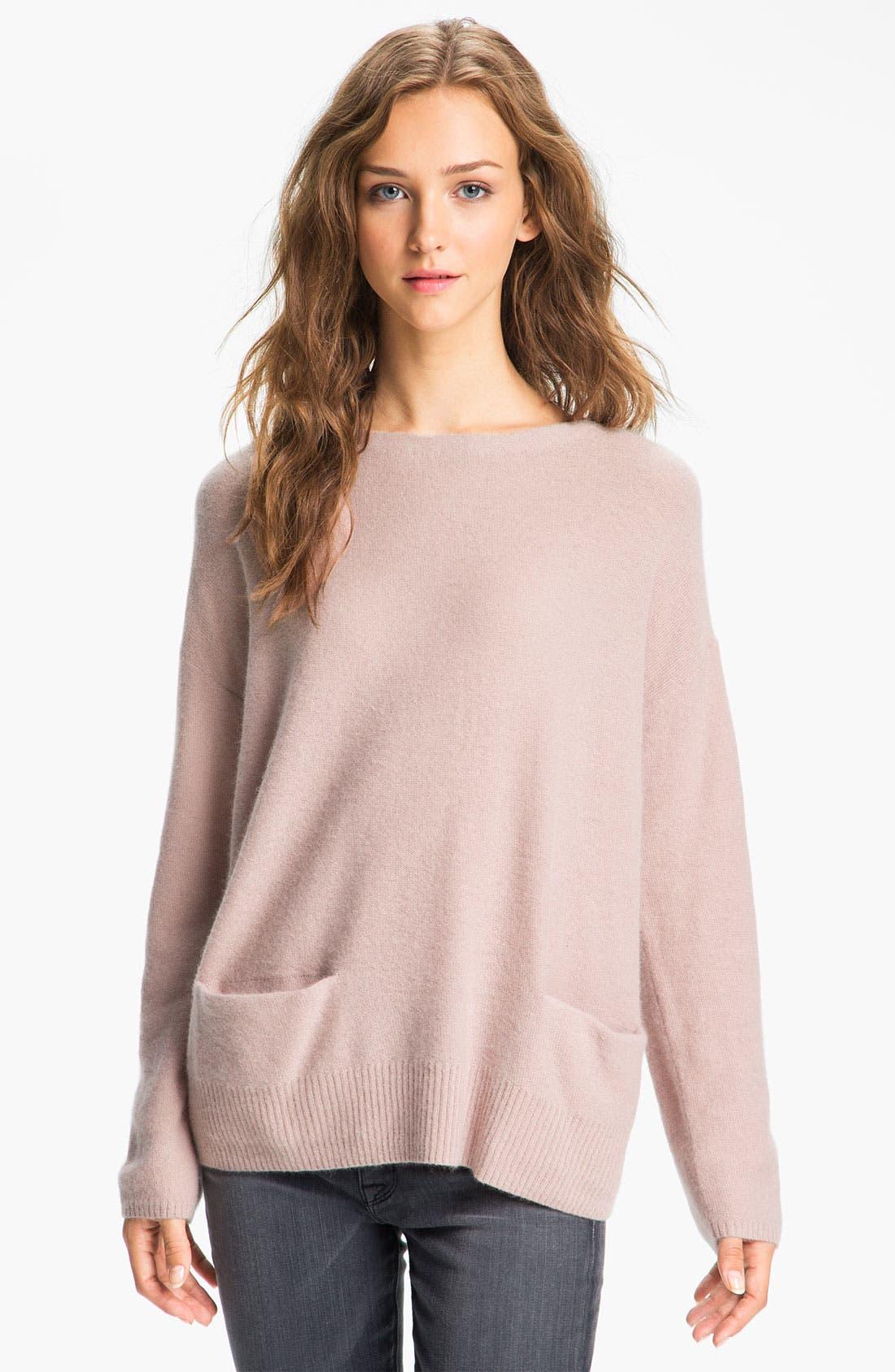 Alternate Image 1 Selected - Hinge® Angora Dolman Sweater