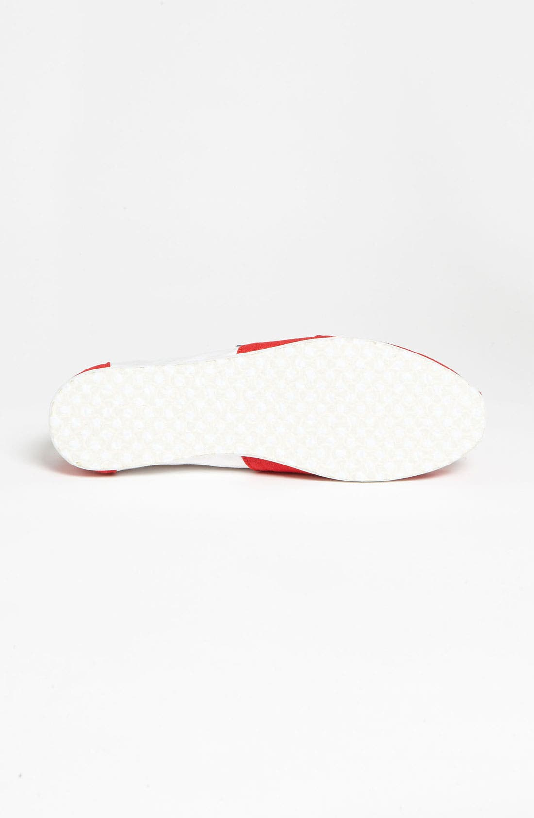 Alternate Image 4  - TOMS 'Campus Classics - University of Wisconsin' Slip-On (Women)