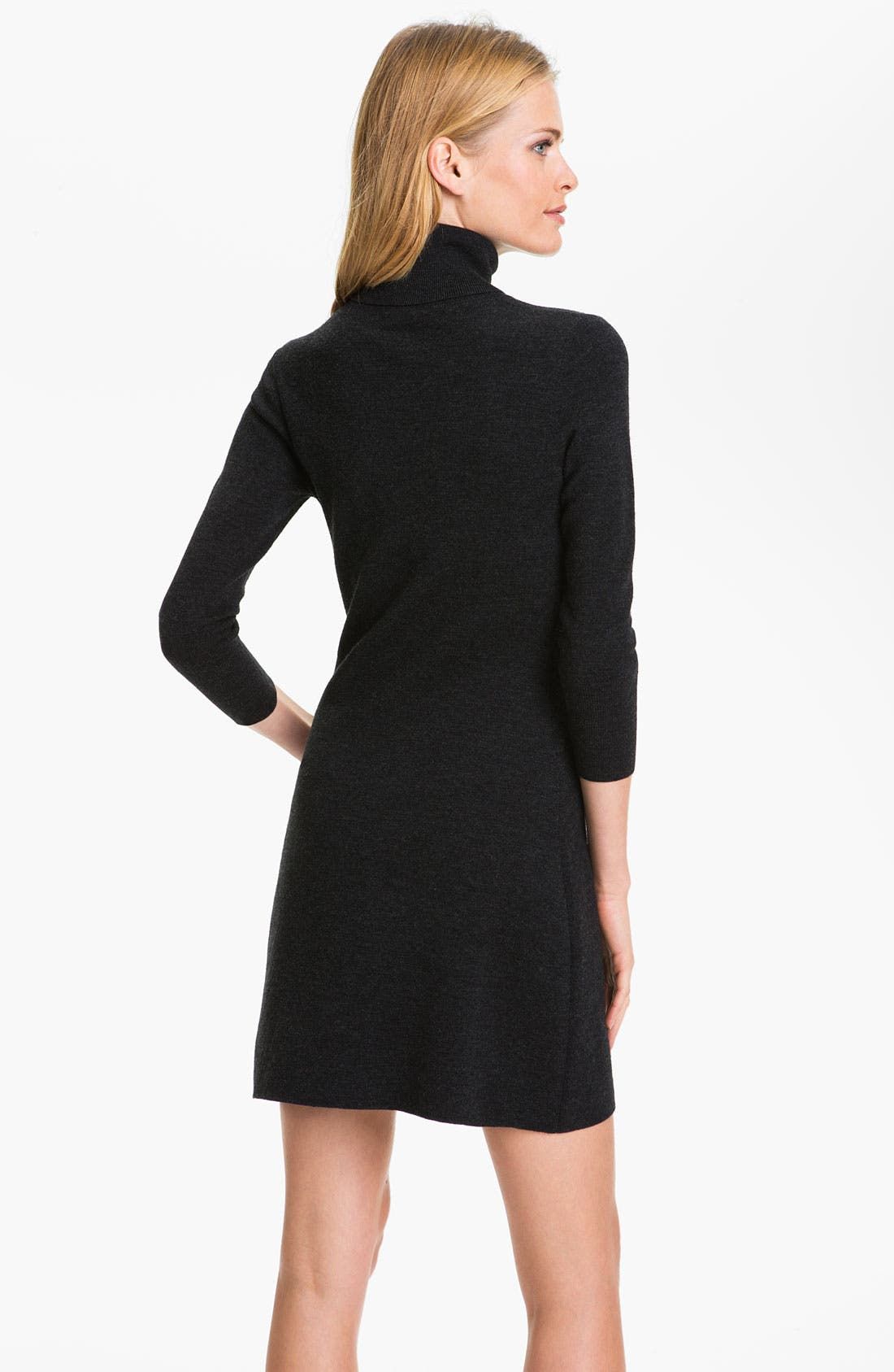 Alternate Image 2  - Theory 'Vemara' Shift Sweater Dress (Online Exclusive)