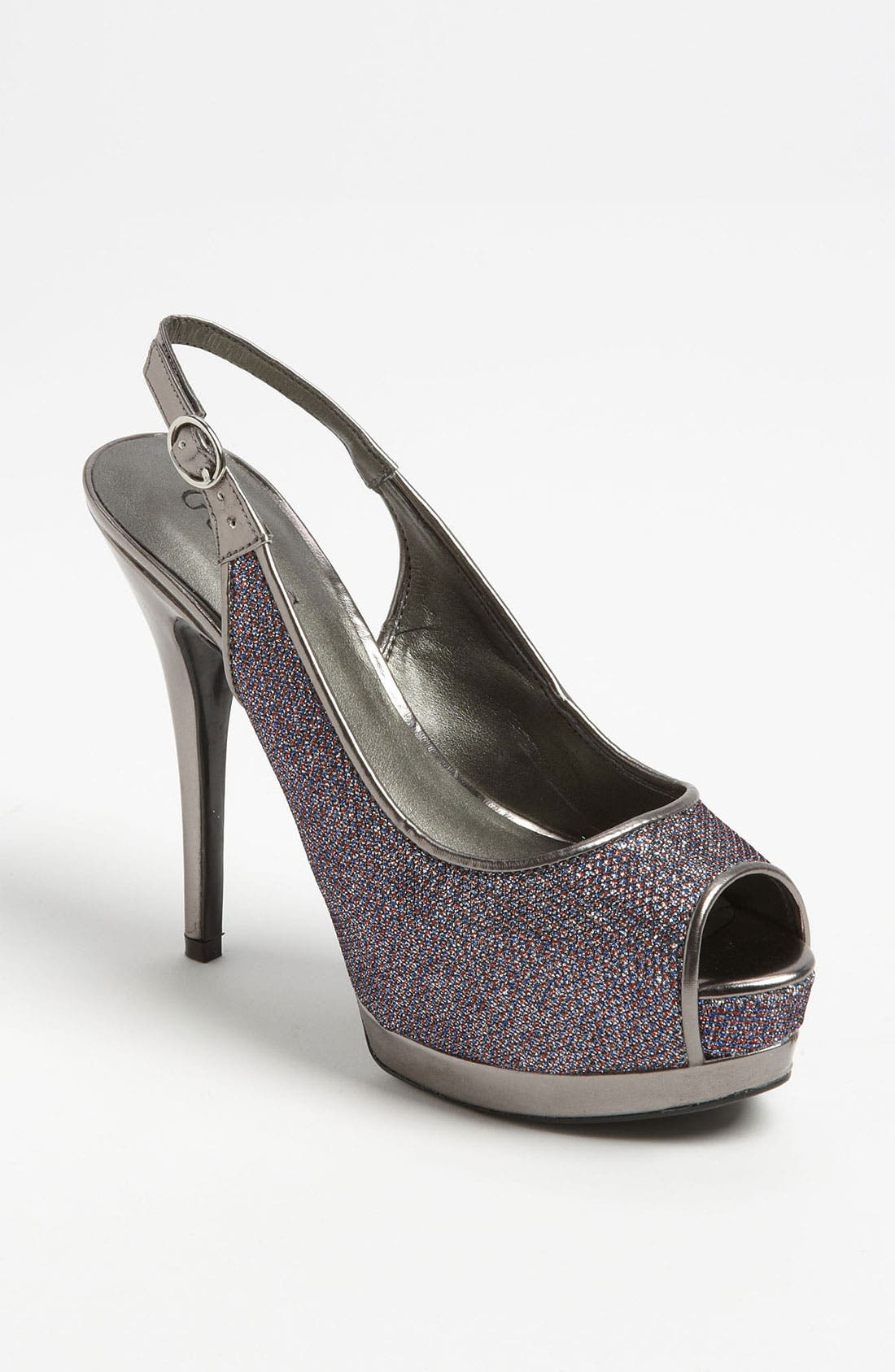Alternate Image 1 Selected - GUESS 'Glenisa' Slingback Pump