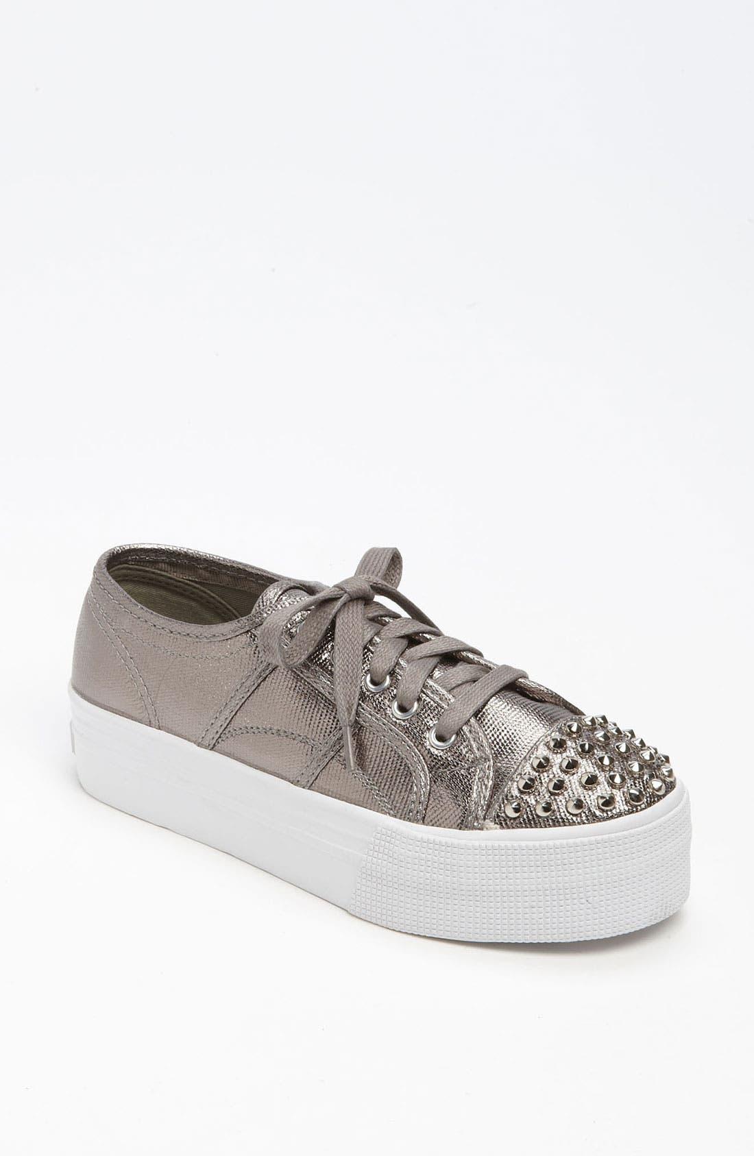 Alternate Image 1 Selected - Steve Madden 'Braady-S' Platform Sneaker