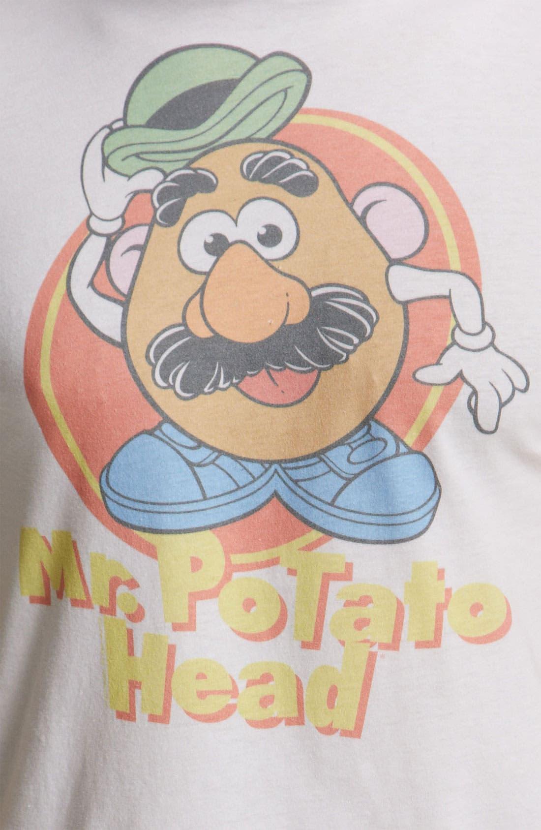 Alternate Image 3  - Topless 'Mr. Potato Head' T-Shirt