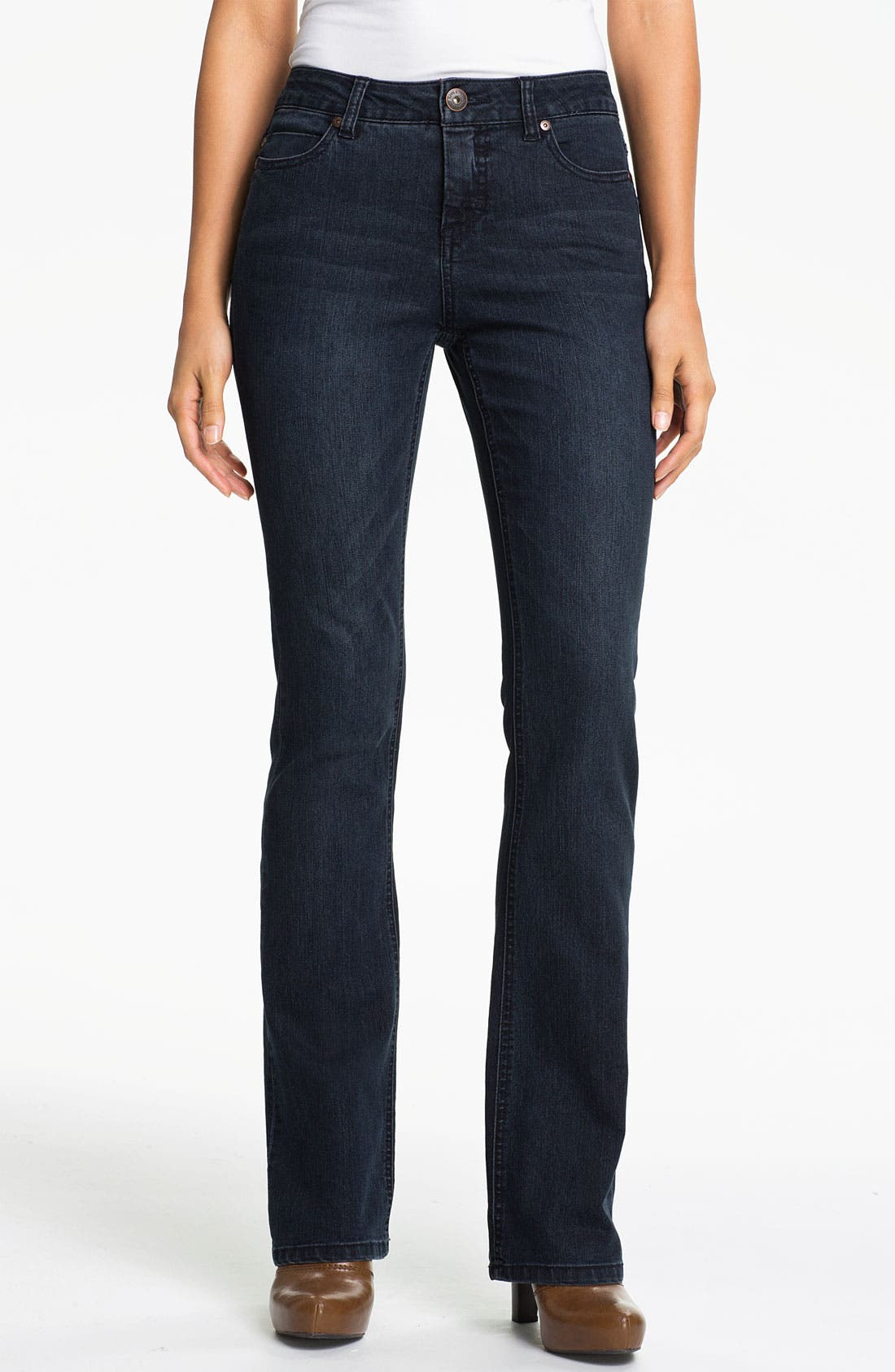 Alternate Image 1 Selected - Liverpool Jeans Company 'Rita' Bootcut Stretch Jeans