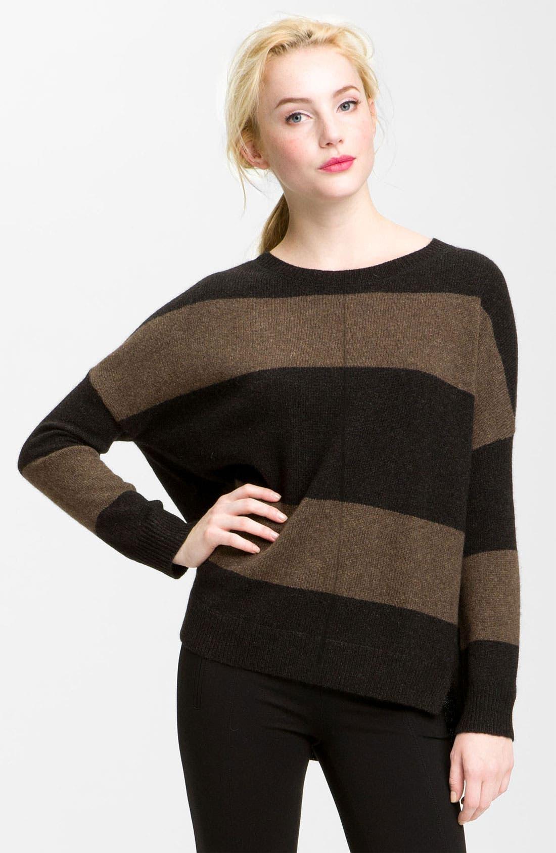 Alternate Image 1 Selected - Vince Drop Shoulder Sweater