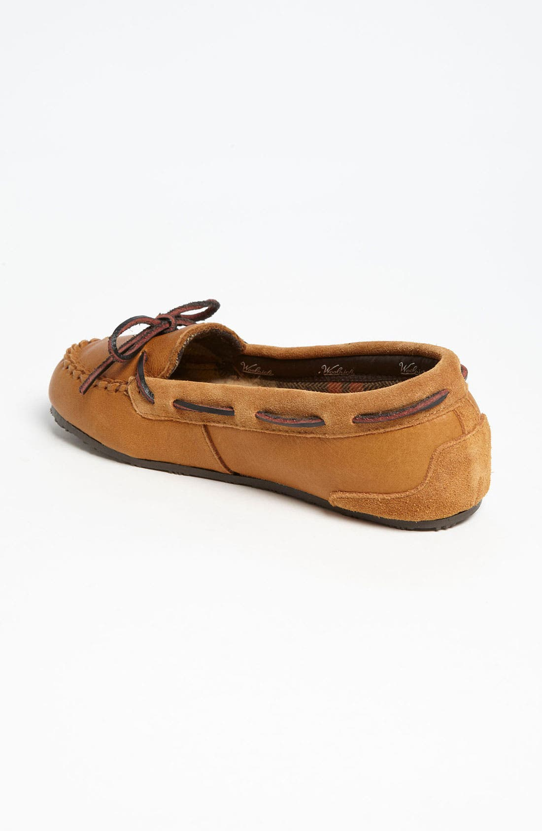 Alternate Image 2  - Woolrich 'Brenta' Moccasin Slipper