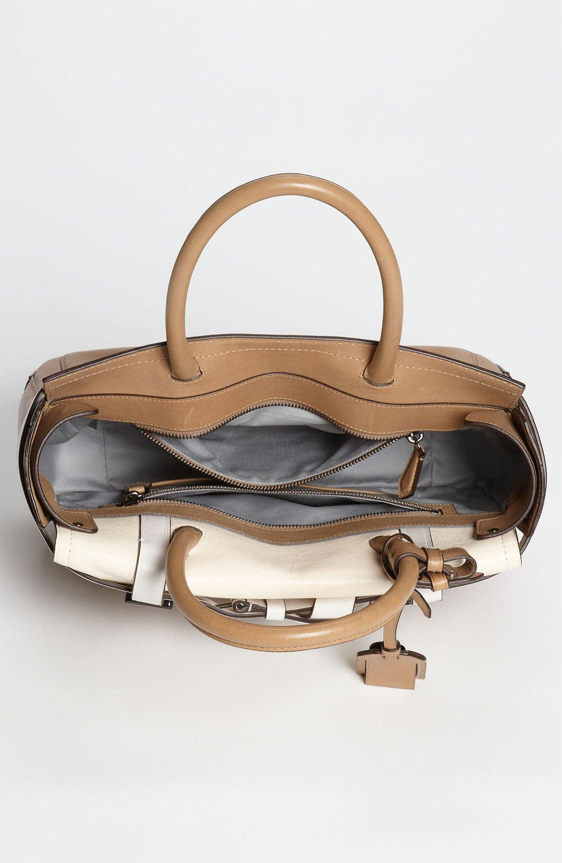 Alternate Image 3  - Reed Krakoff 'Boxer' Tricolor Leather Satchel